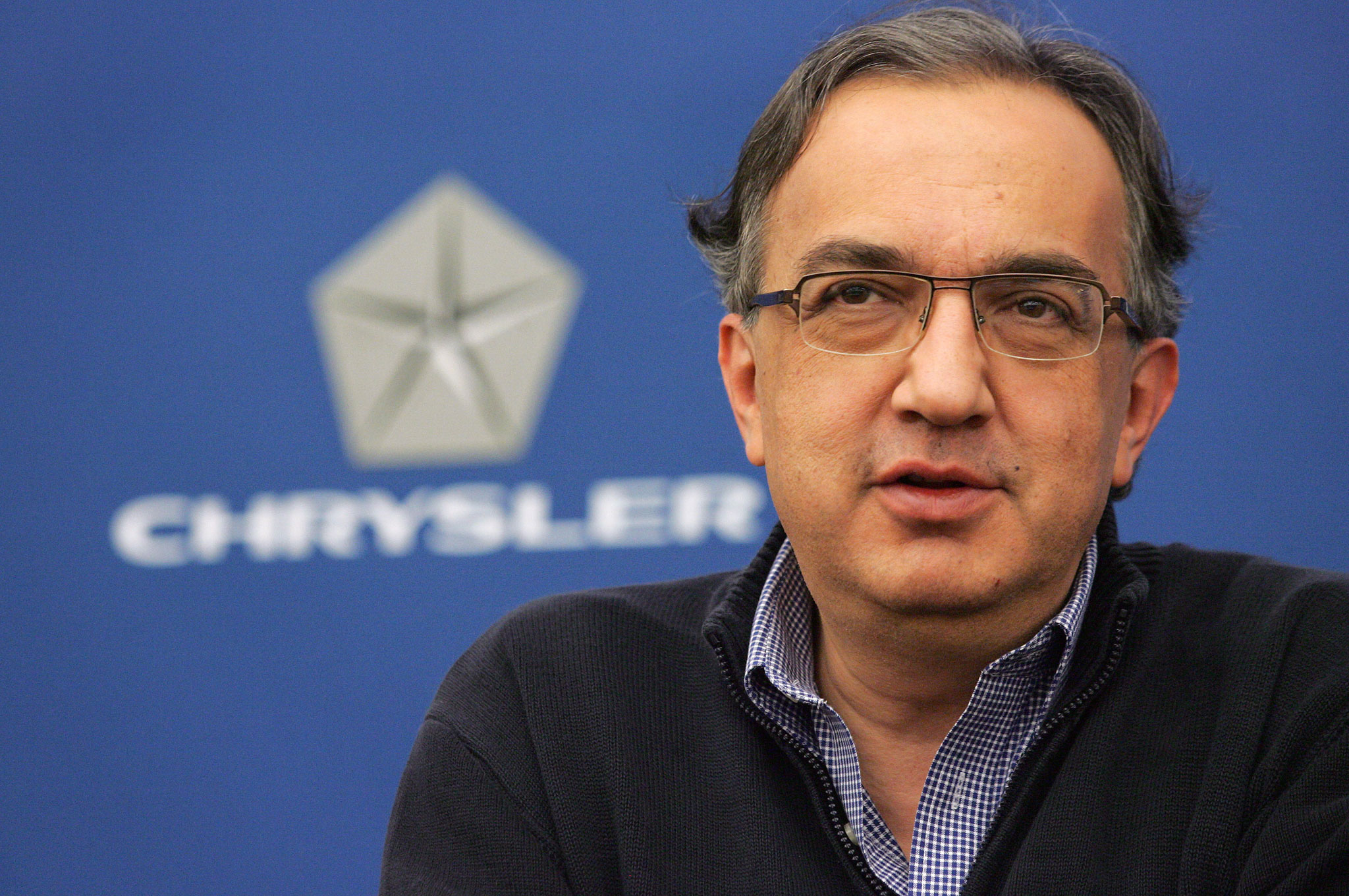 The Record FCA Chief Sergio Marchionne Speaks Out