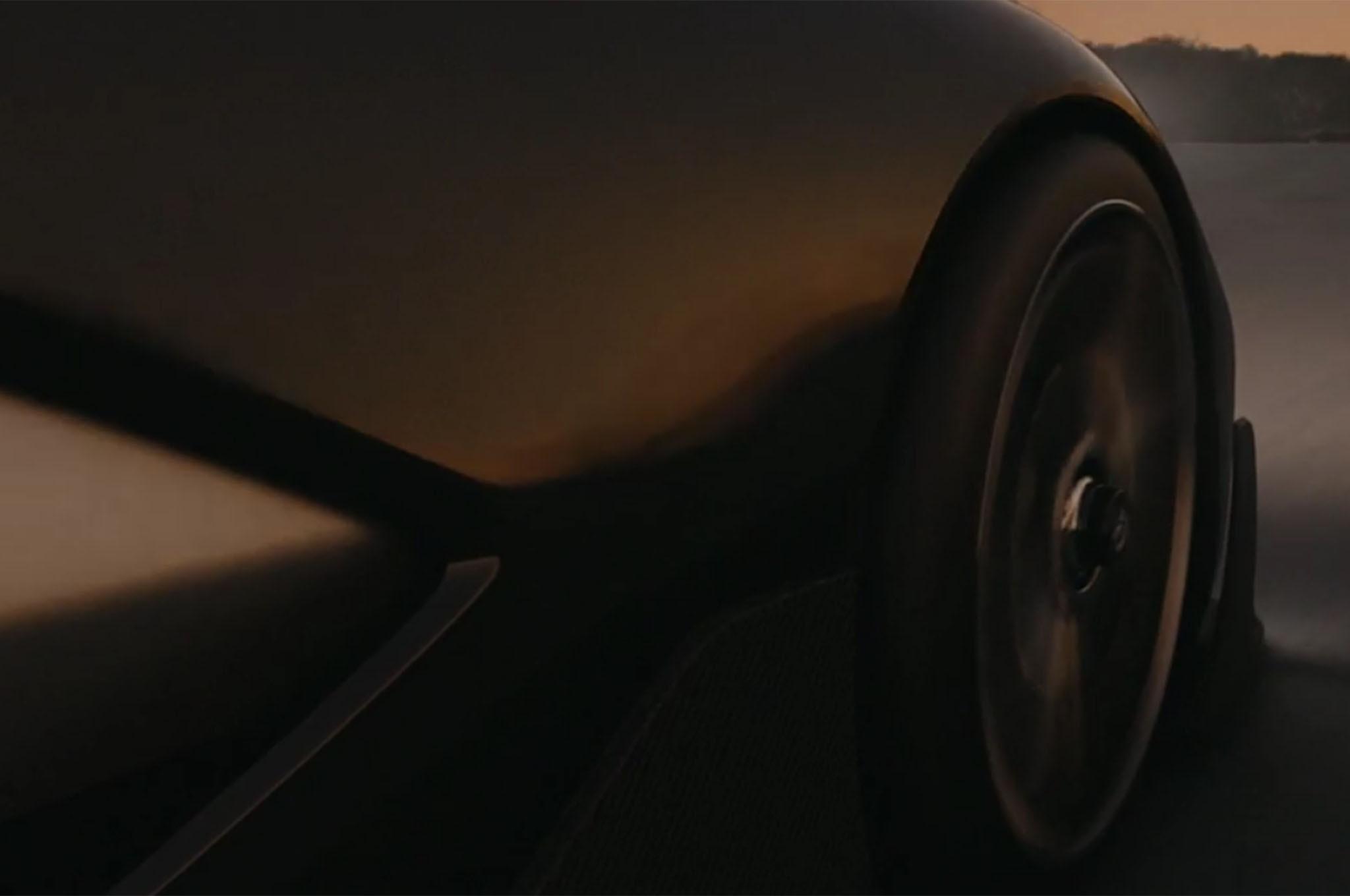 Faraday Future Concept Teaser Screenshot