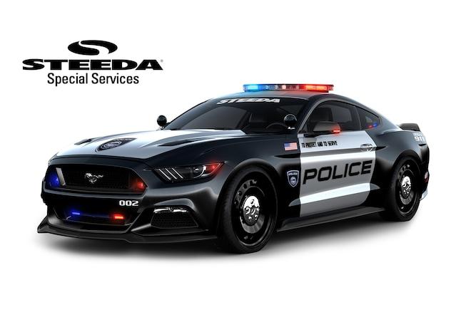 Steeda 2016 Mustang Police Interceptor Lead