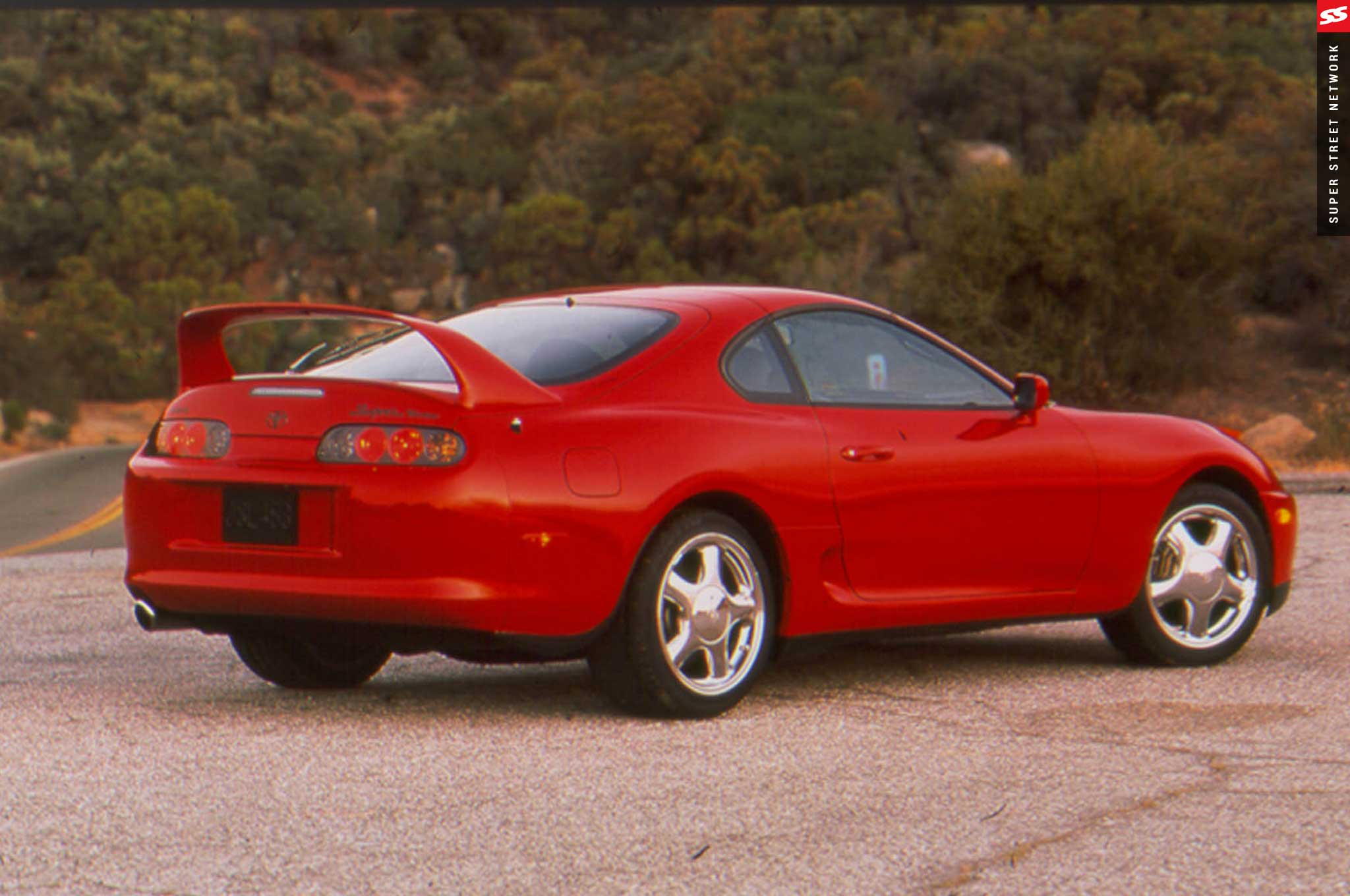 Throwback Thursday: The 1993-1998 Toyota Supra