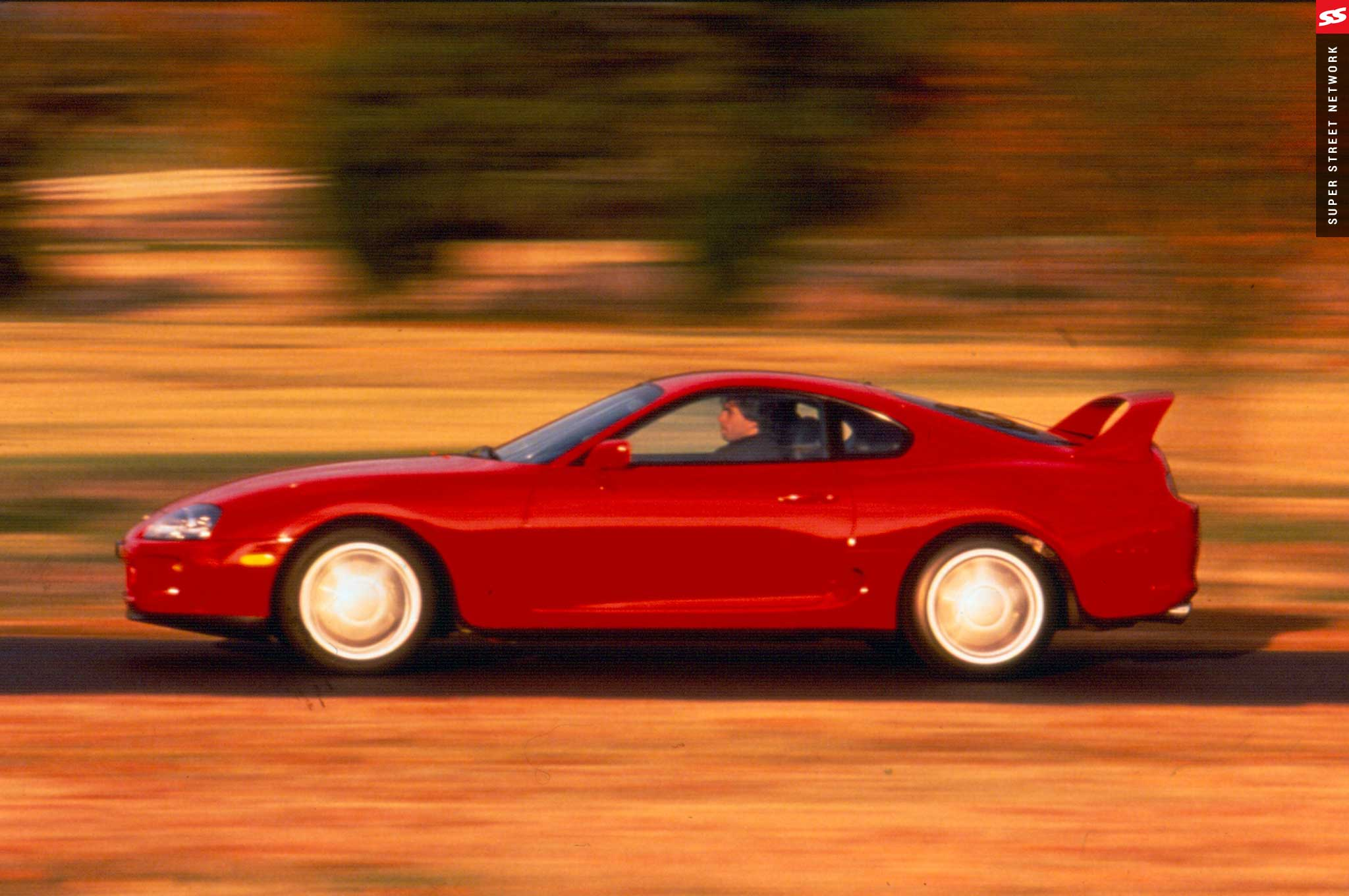 Facts And History About The Toyota Supra Mark Iv Supra5