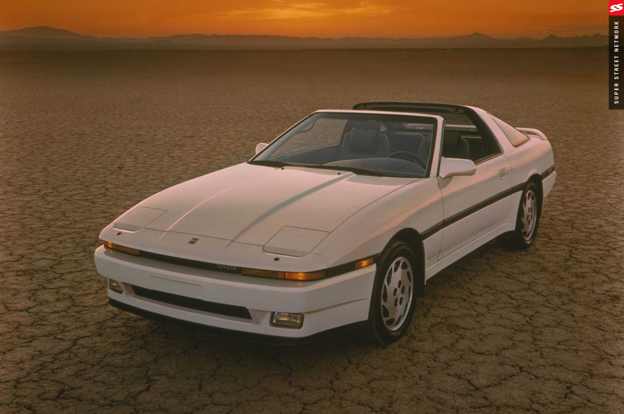 Toyota Ft 1 Specs >> Throwback Thursday: The 1993-1998 Toyota Supra