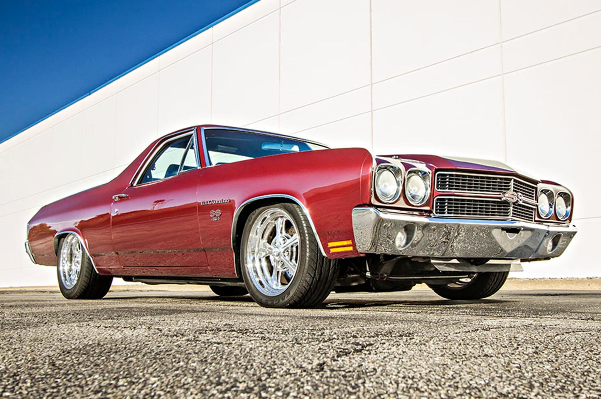 How e Enthusiast Built a 500 HP 1970 Chevrolet El Camino SS
