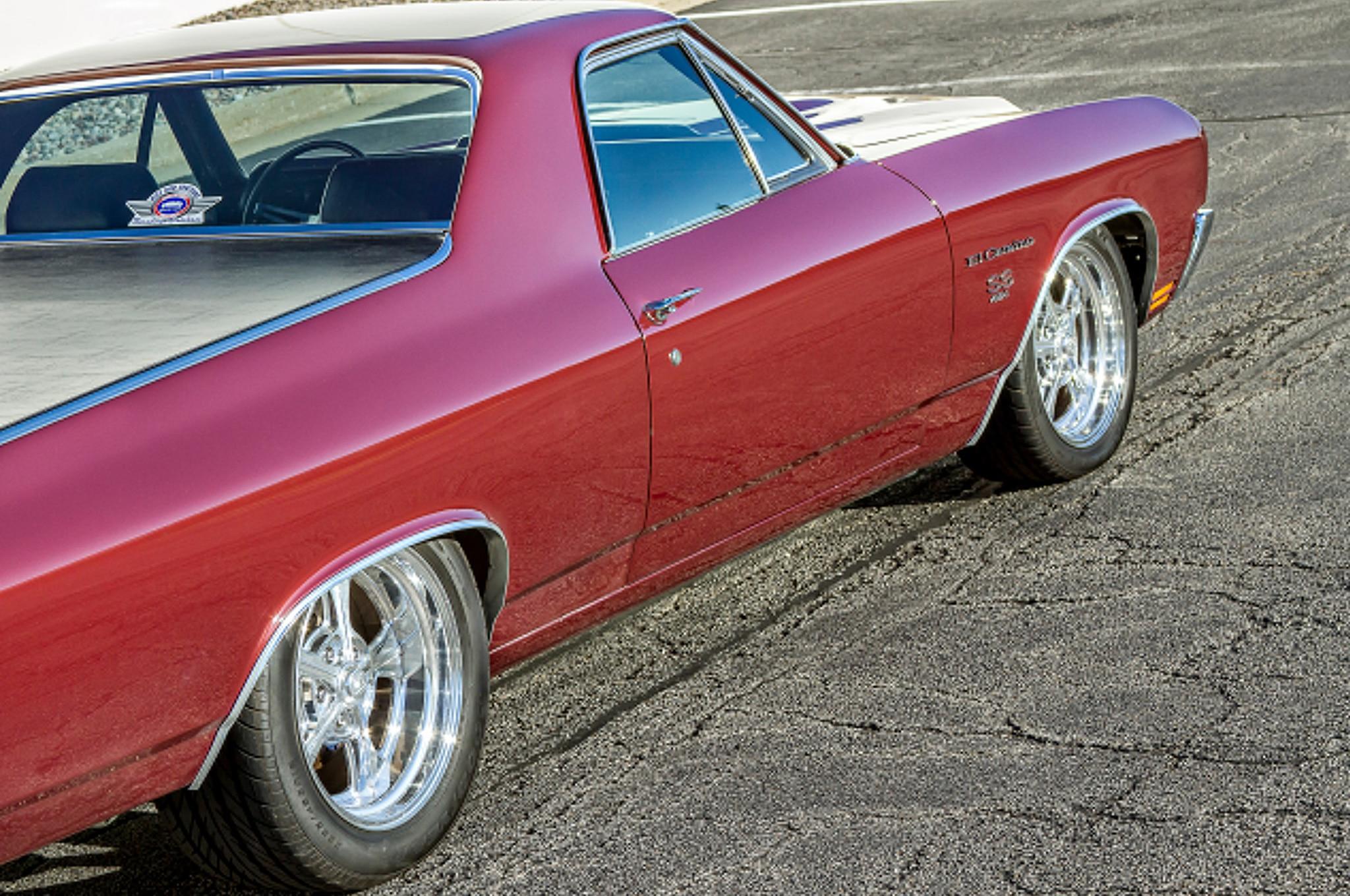 How One Enthusiast Built A 500 Hp 1970 Chevrolet El Camino Ss