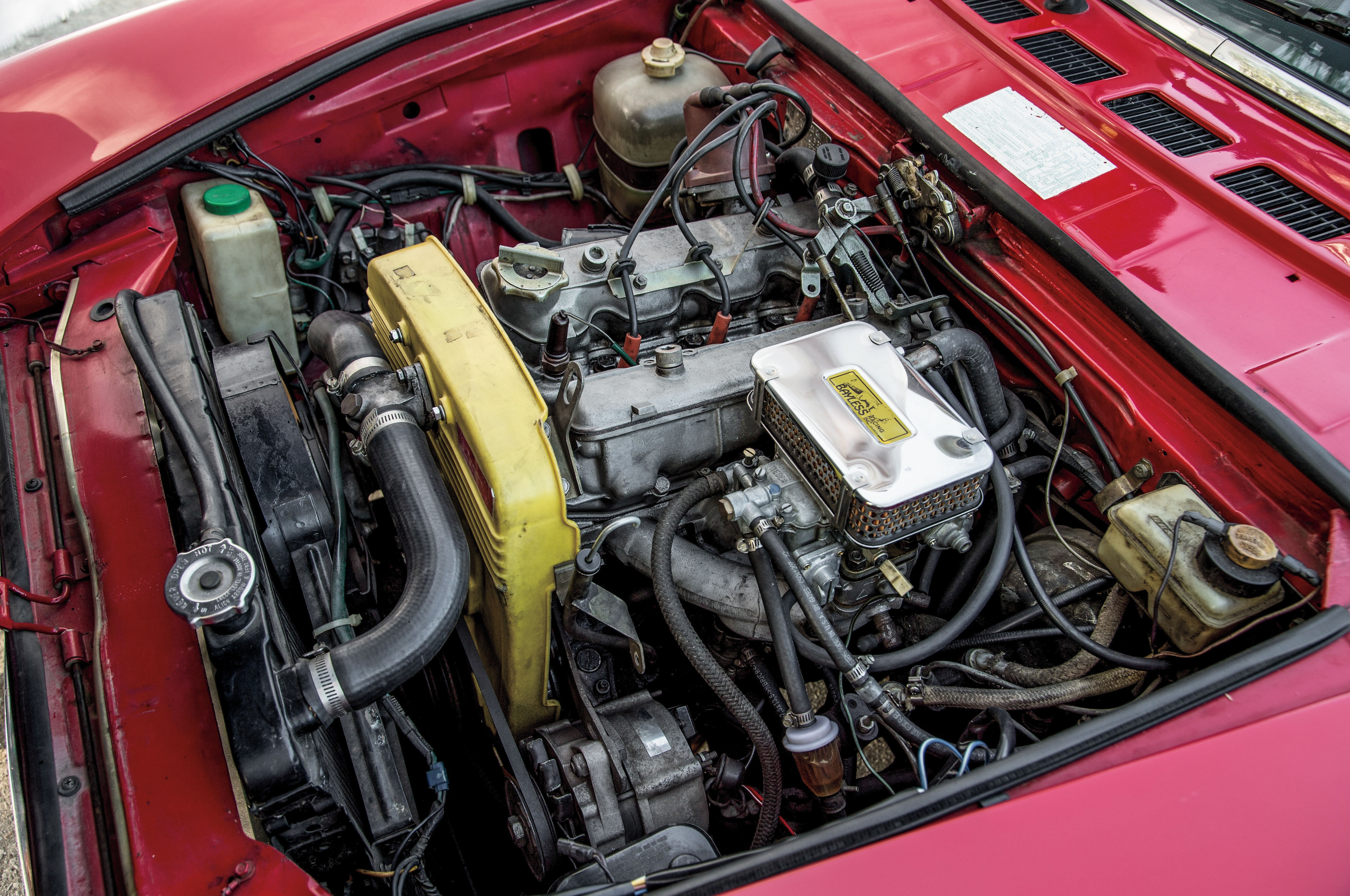 The classic Lampredi twin-cam is a well- designed, great-sounding engine that's easy to work on and to coax more power out of.
