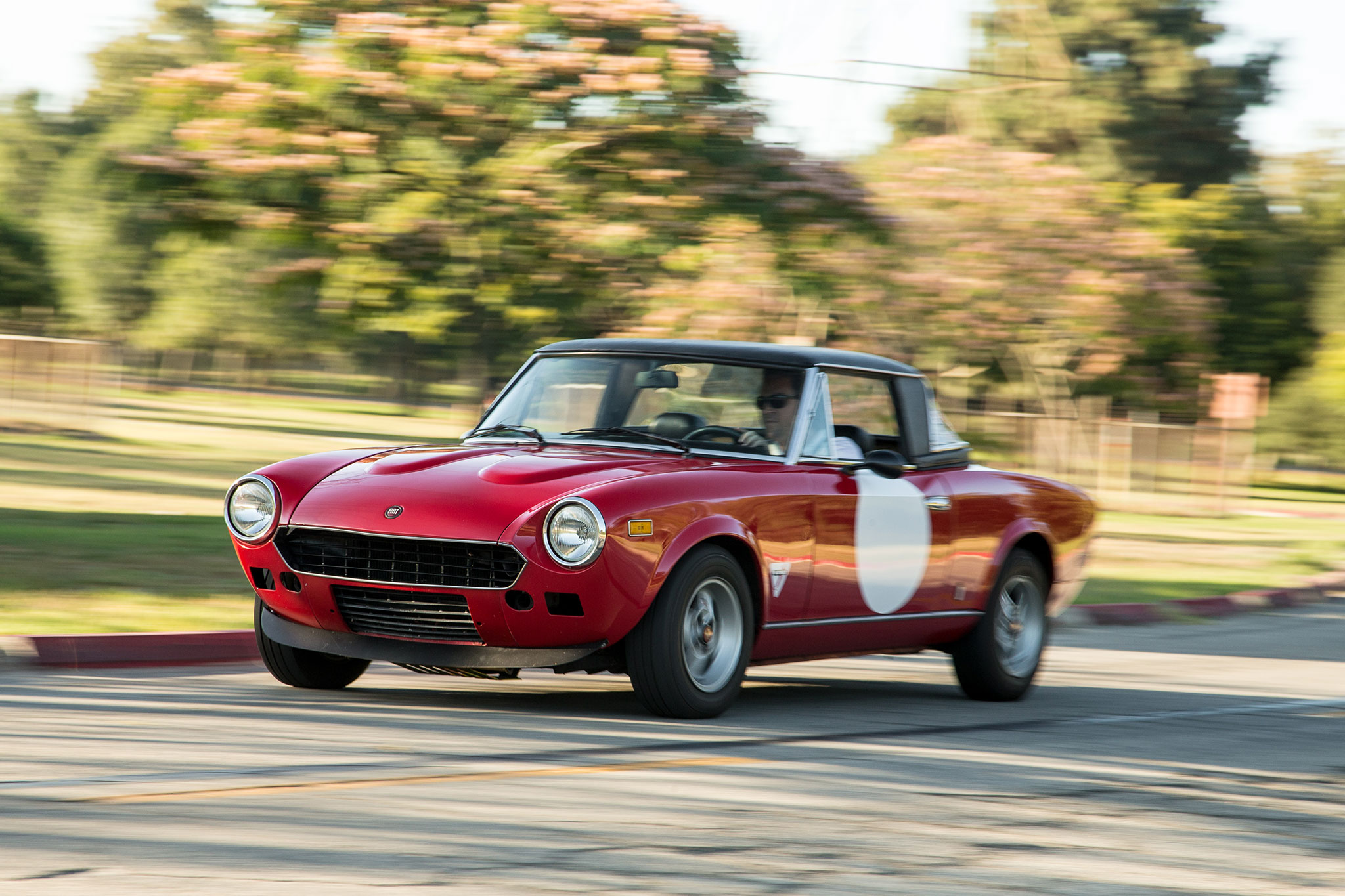 Collectible Classic 1968 1985 Fiat 124 Spider 1969 Sport Rory Jurnecka