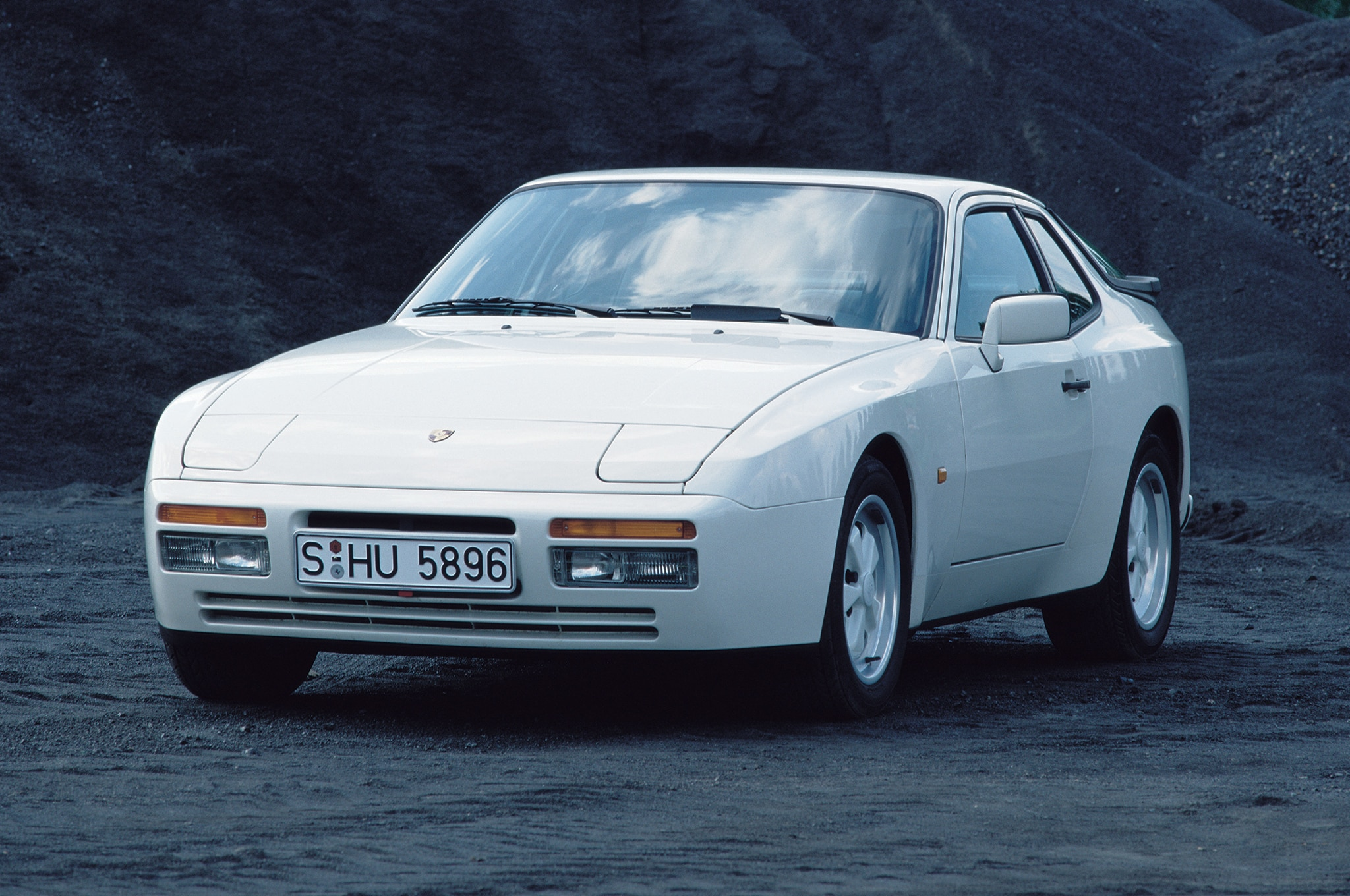 How To Buy 1986 89 Porsche 944 Turbo Wiring Diagrams For 86 3 5