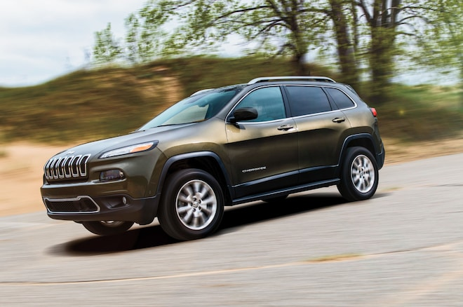 2014 Jeep Cherokee Limited Four Seasons Wrap Up