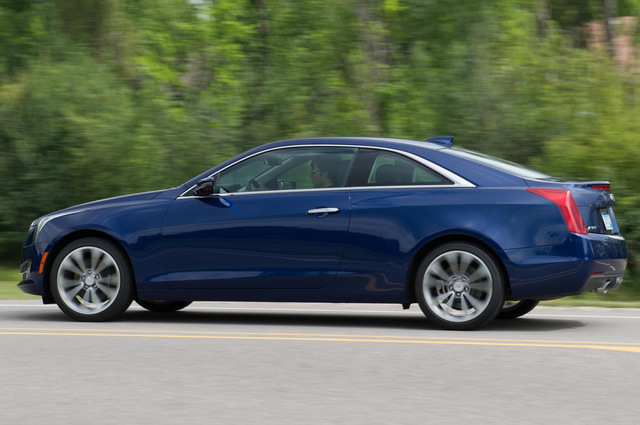 Cadillac Ats Coupe >> 2016 Cadillac Ats Coupe 3 6l Premium Review