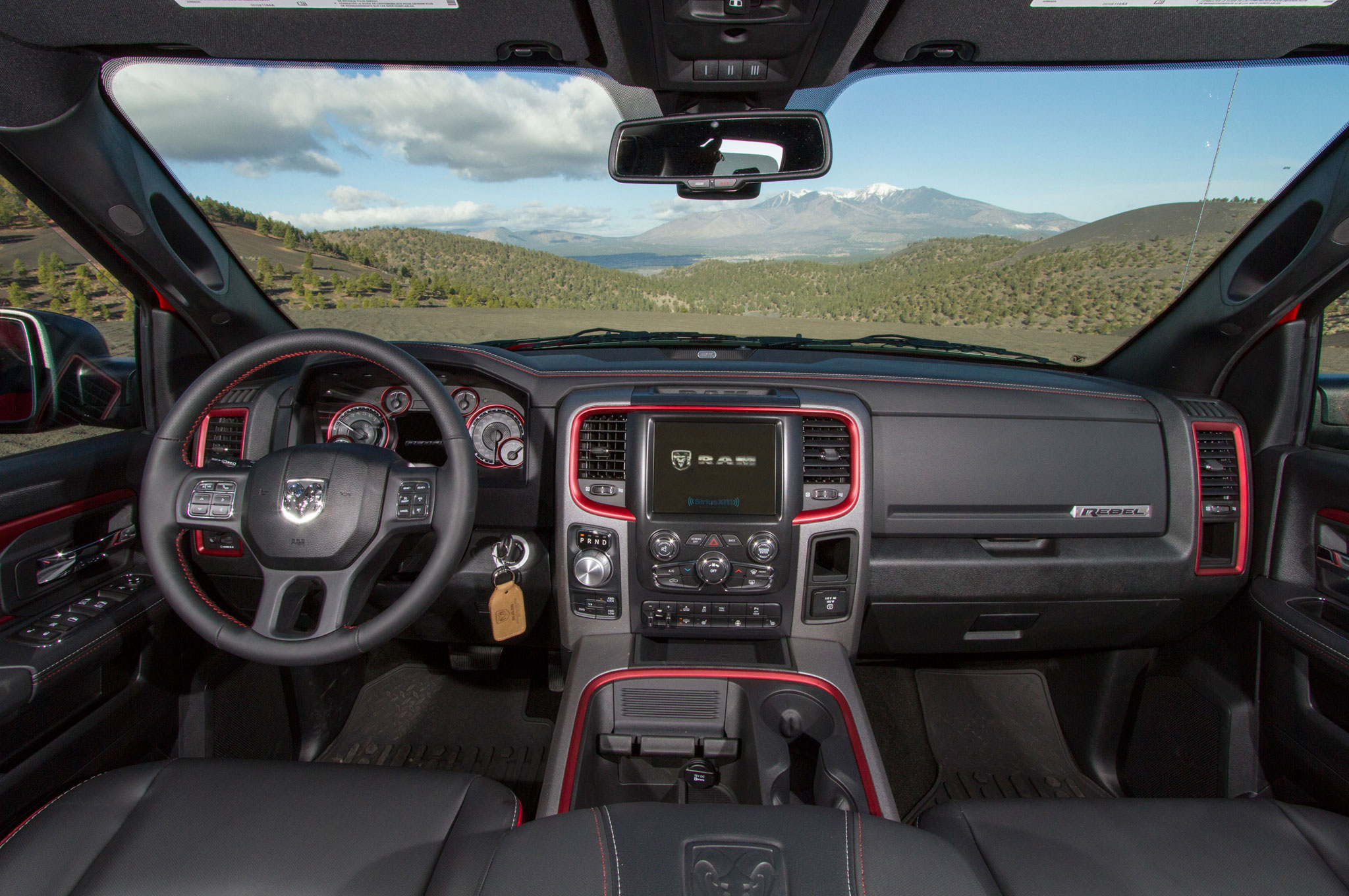 2016 Ram 1500 Rebel Crew Cab 4x4 Review