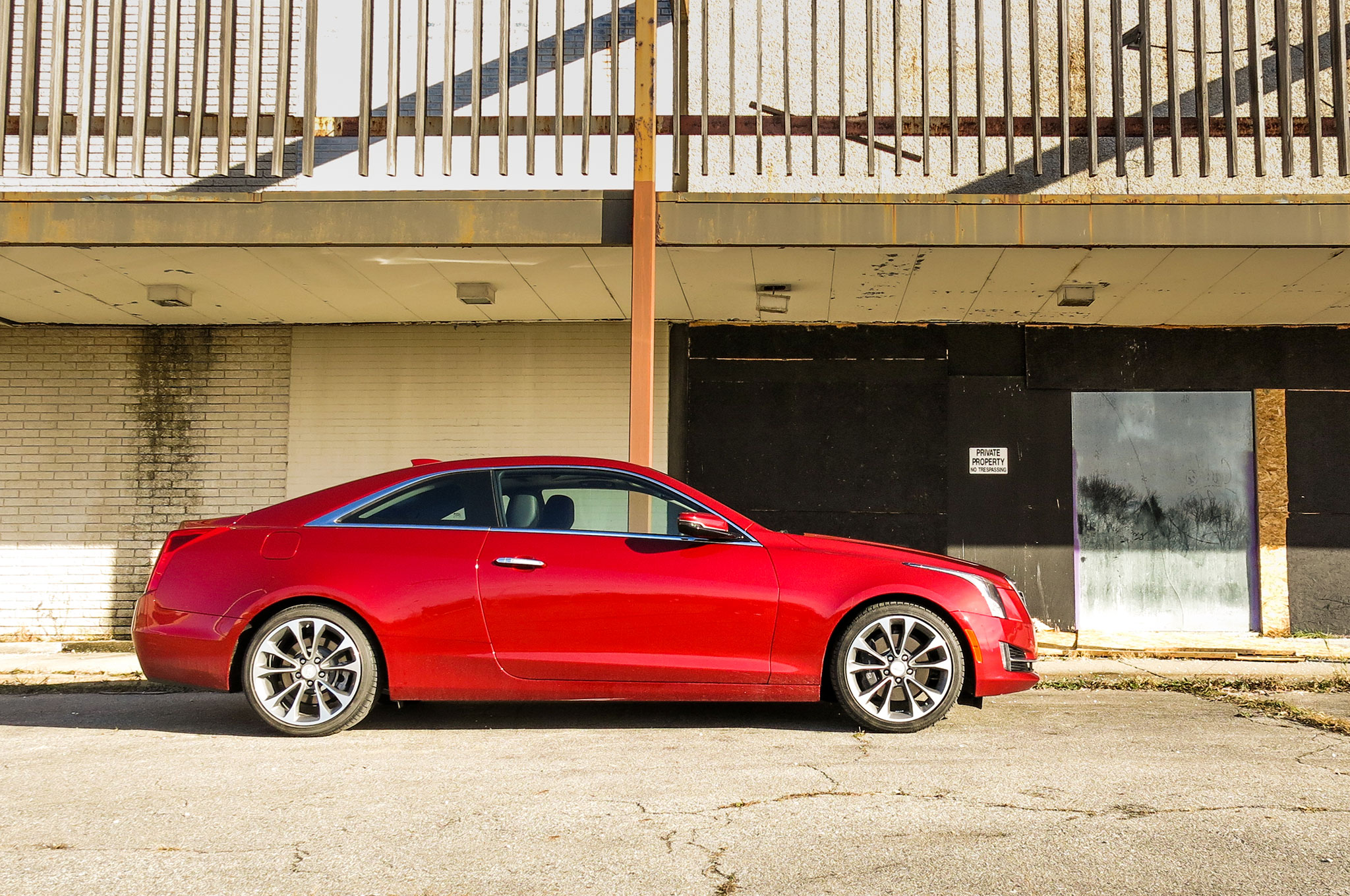 2016 Cadillac Ats Coupe Review >> 2016 Cadillac ATS Coupe 3.6L Premium Review