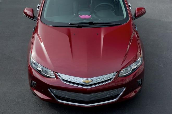 2016 Chevrolet Volt with Lyft
