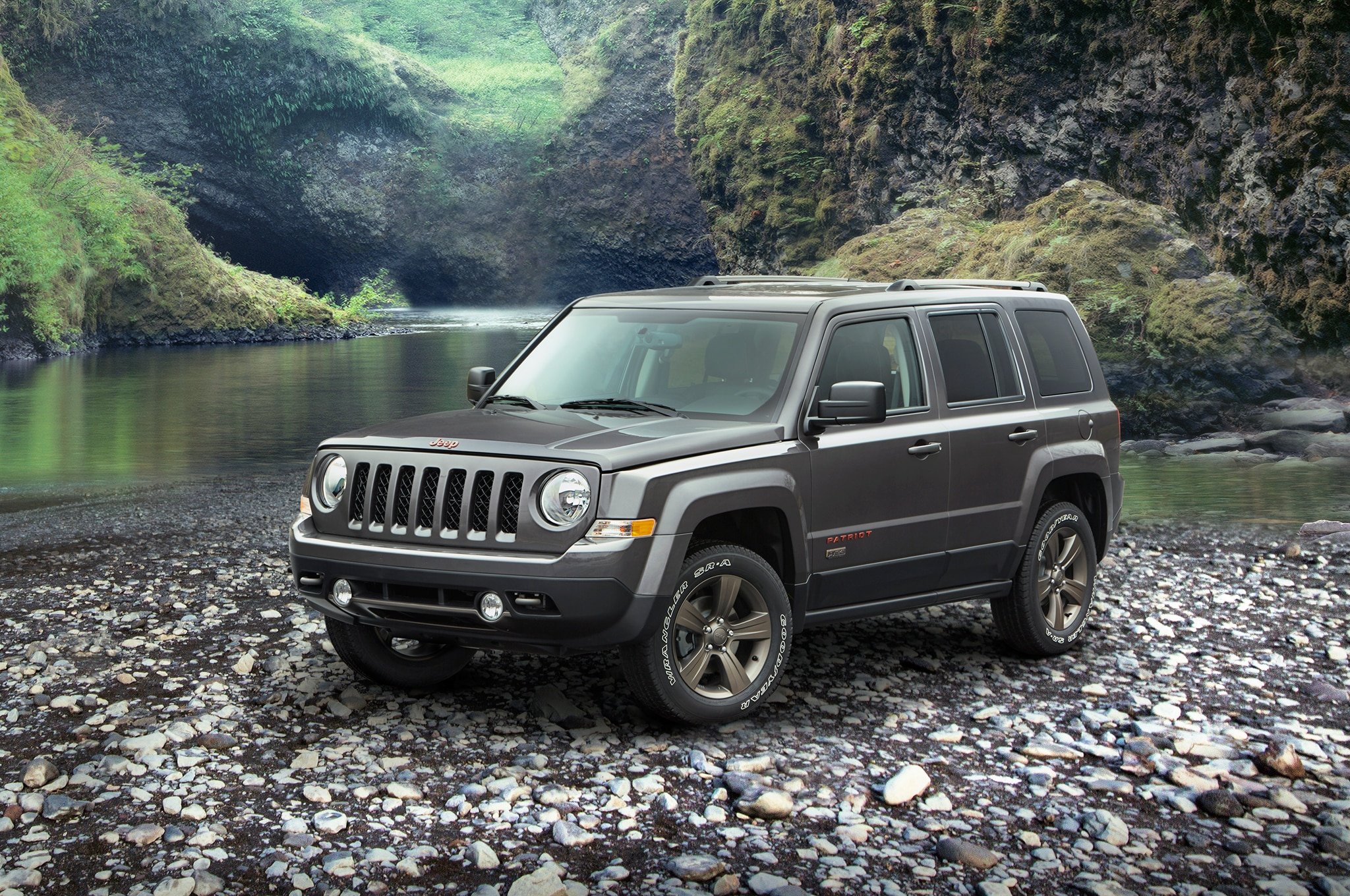Jeep Grand Cherokee Anniversary Edition >> 2016 Jeep Lineup Adds 75th Anniversary Edition for All Models