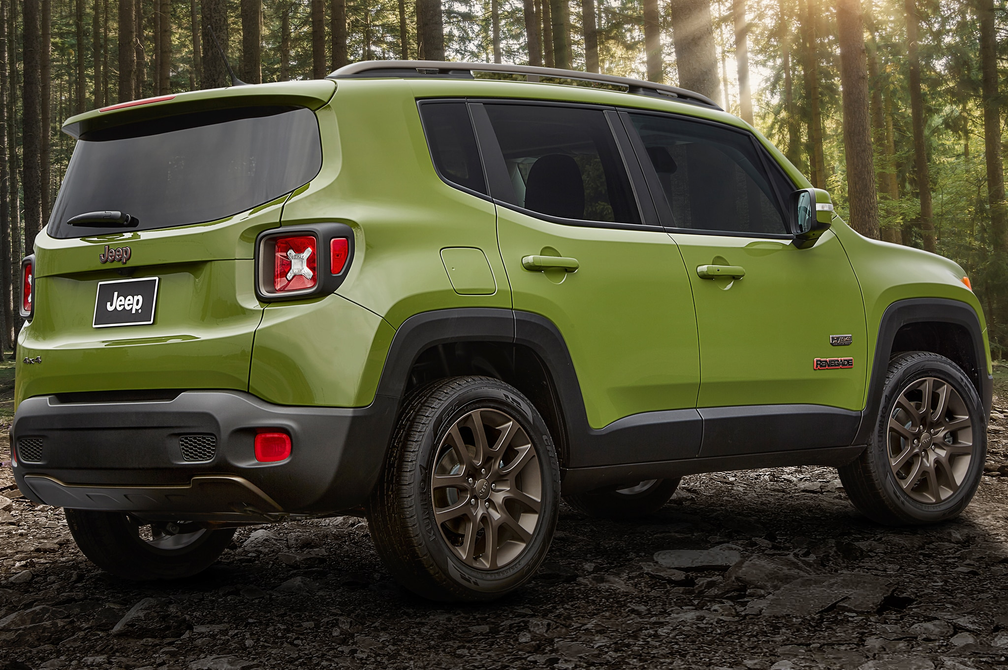 2016 Jeep Lineup Adds 75th Anniversary Edition For All Models