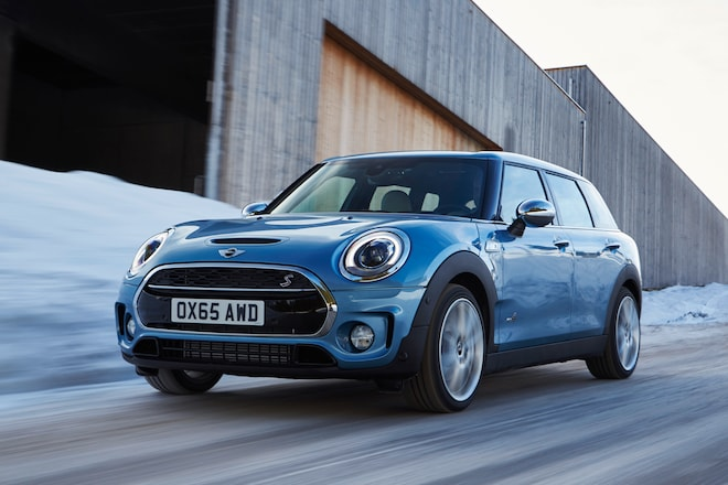 2016 Mini Cooper Clubman All4 Goes On Sale This April