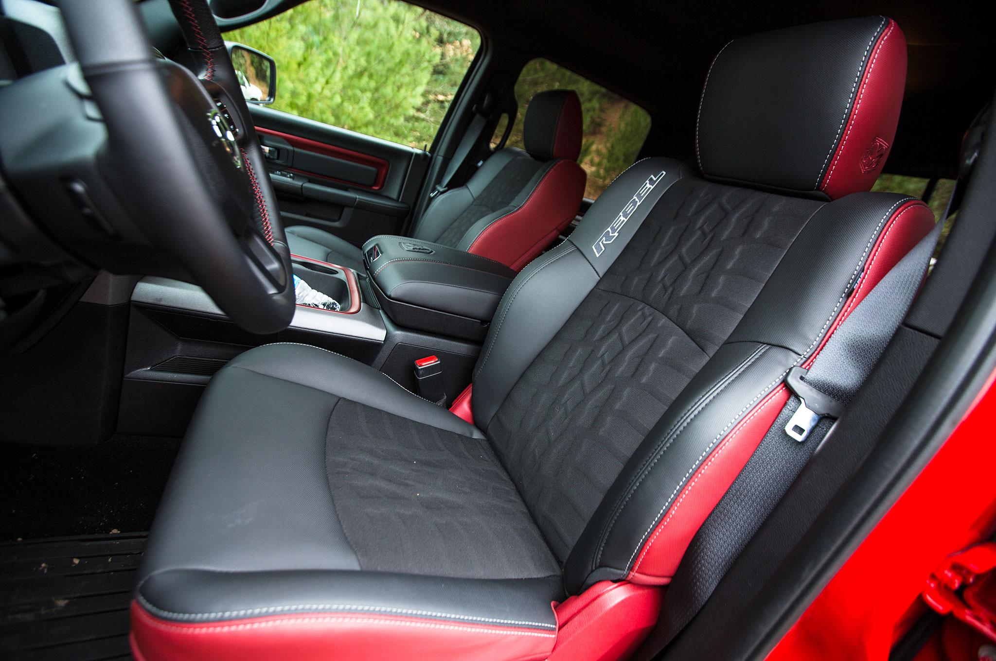 2016 ram 1500 rebel crew cab 4x4 review. Black Bedroom Furniture Sets. Home Design Ideas