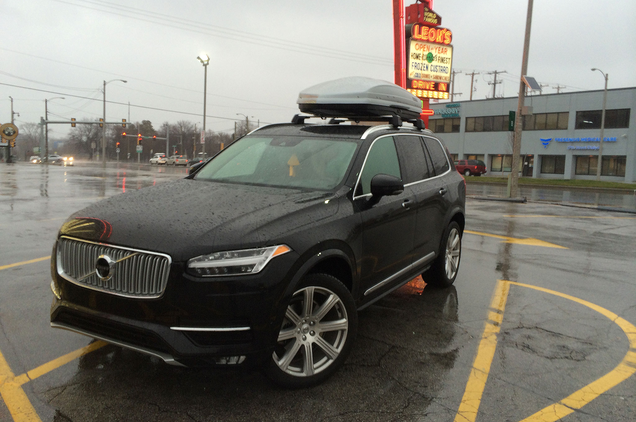 2016 Volvo XC90 Front Three Quarter Lassa Roadtrip