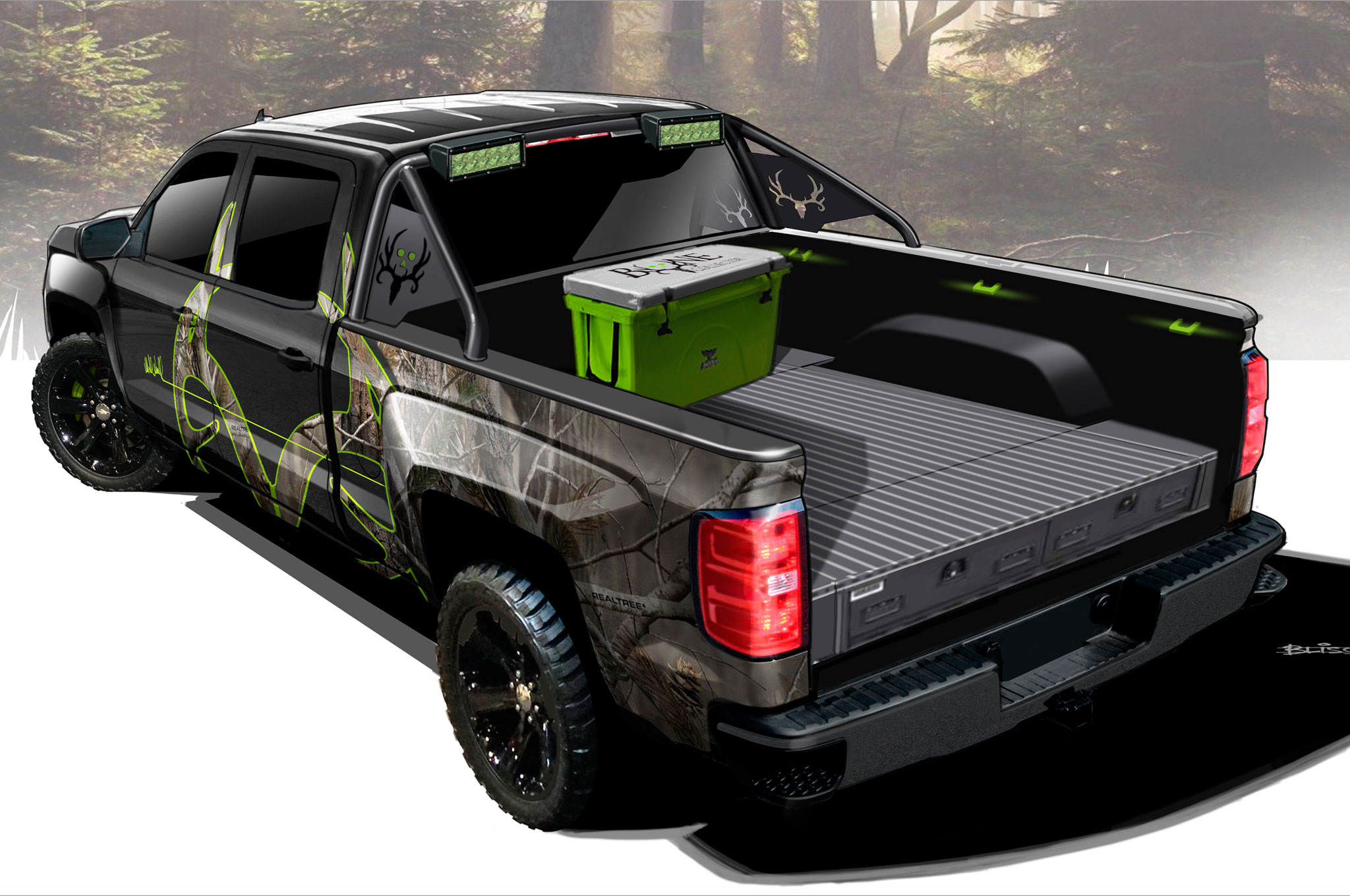 2016 Chevrolet Silverado Adds Hunting-Inspired Realtree ...