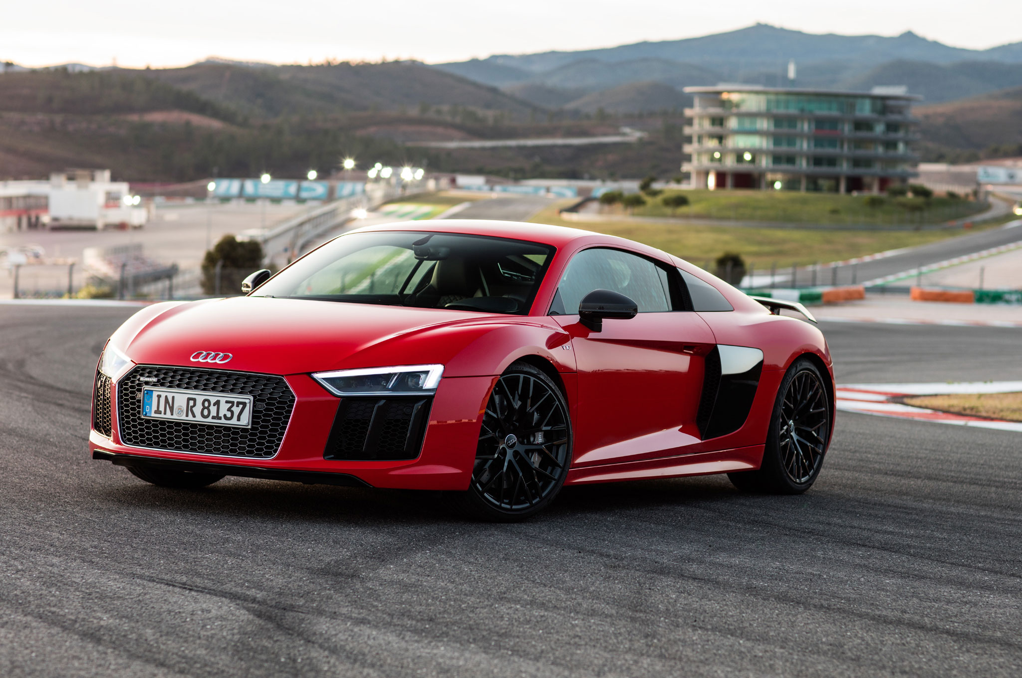 2017 Audi R8 Priced From $164,150, R8 V10 Plus from $191,150