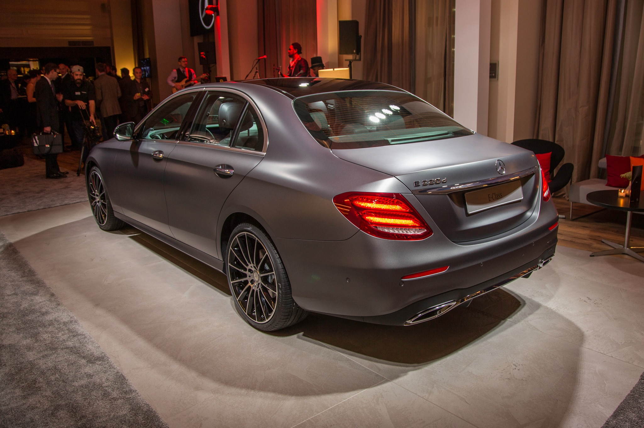 7 Things You Didnt Know About The 2017 Mercedes Benz E Class