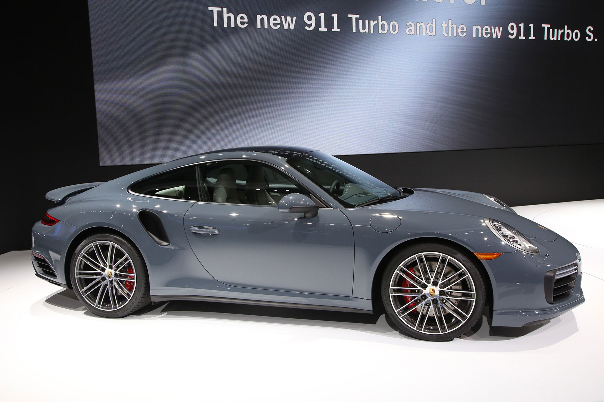 2017 Porsche 911 Turbo, Turbo S Pack Even More Power on first porsche 911, black porsche 911, orange porsche 911, gold porsche 911, green porsche 911, future porsche 911,