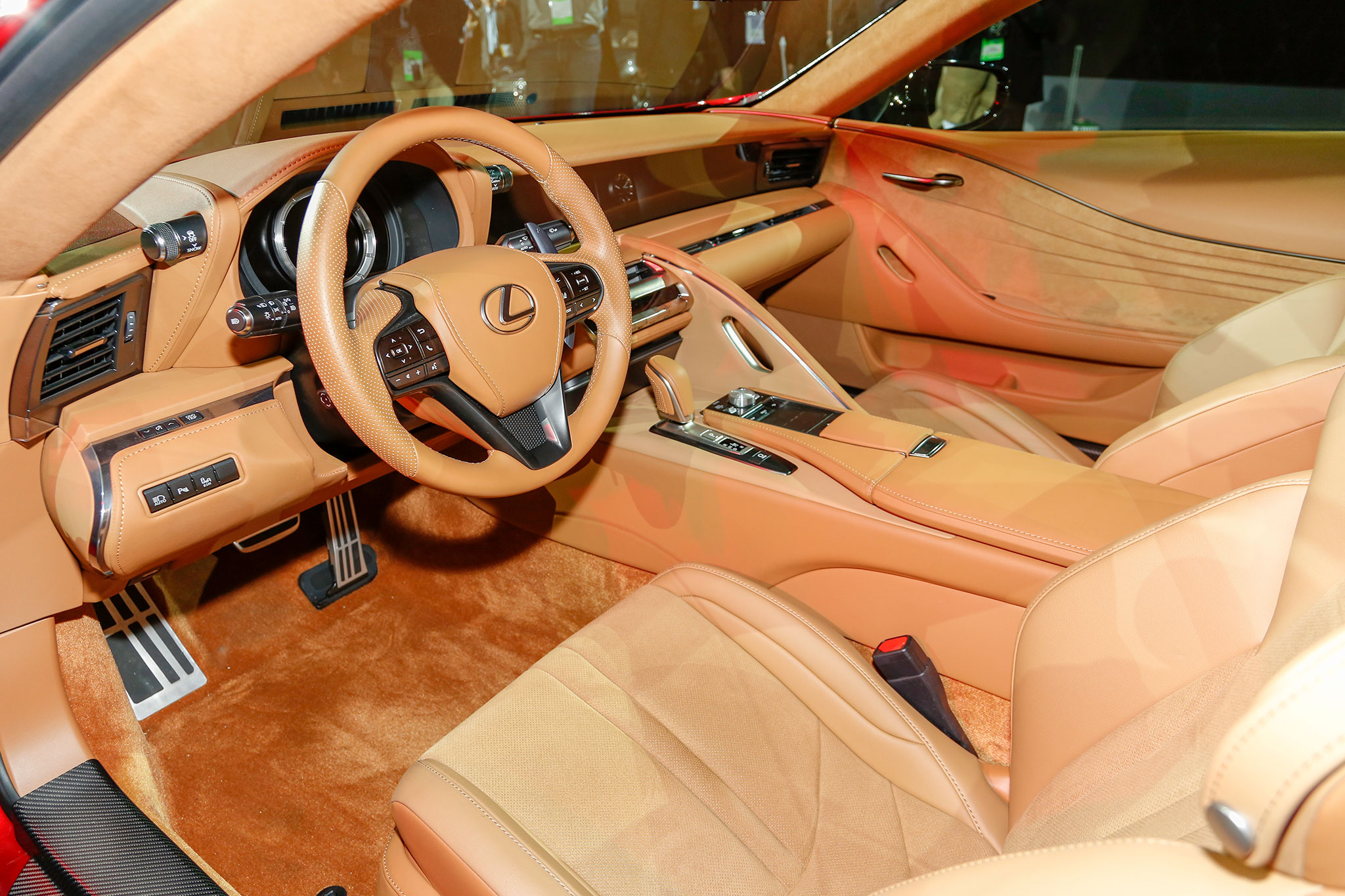 15 things you didn't know about the 2018 lexus lc 500