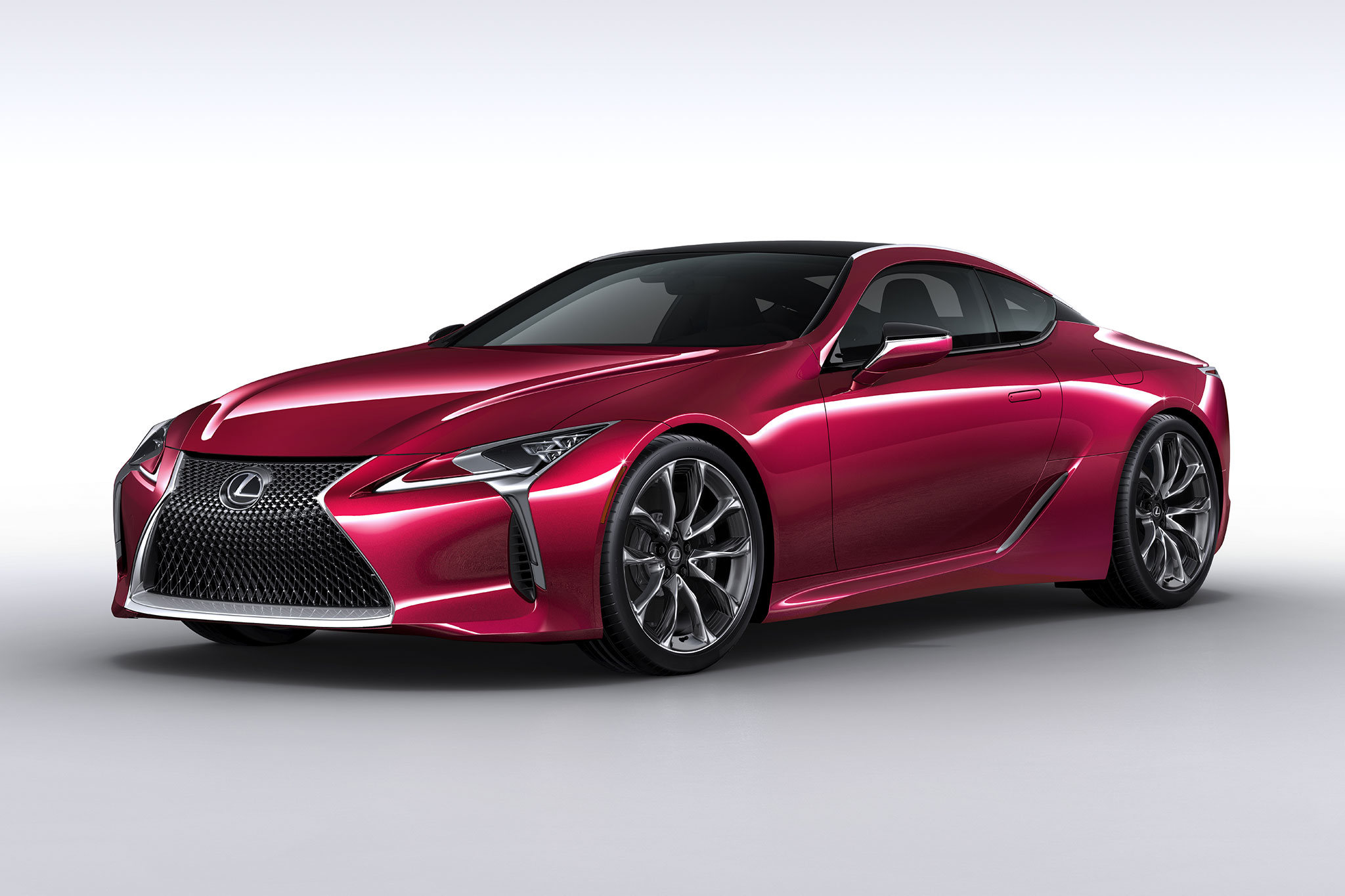 2017 Lexus Lc 500 Toyodas Vision For Comes Into Focus Rx450h Wiring Diagram Show More