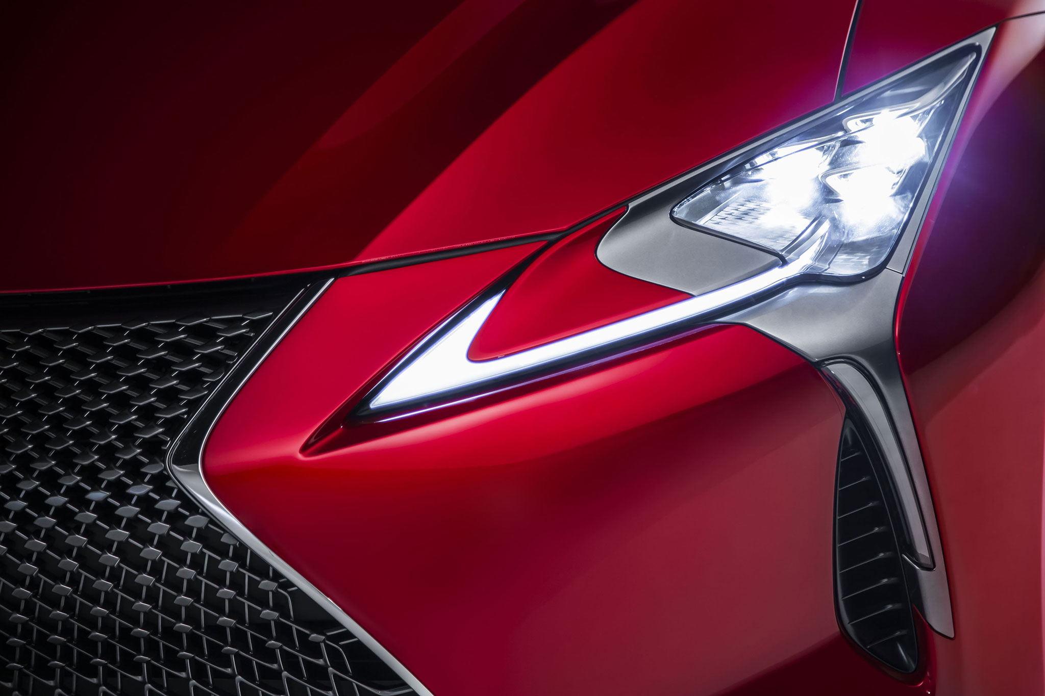 15 Things You Didn T Know About The 2018 Lexus Lc 500