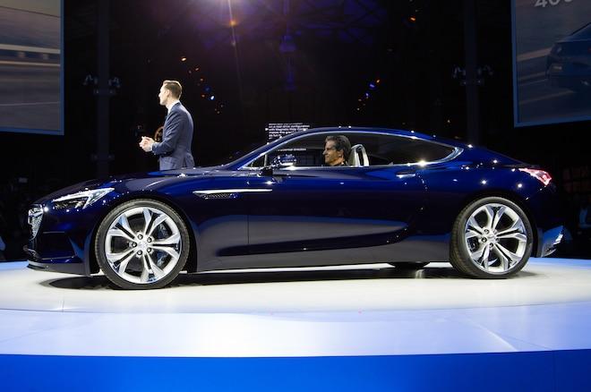 Buick Avista Concept Live Profile 3