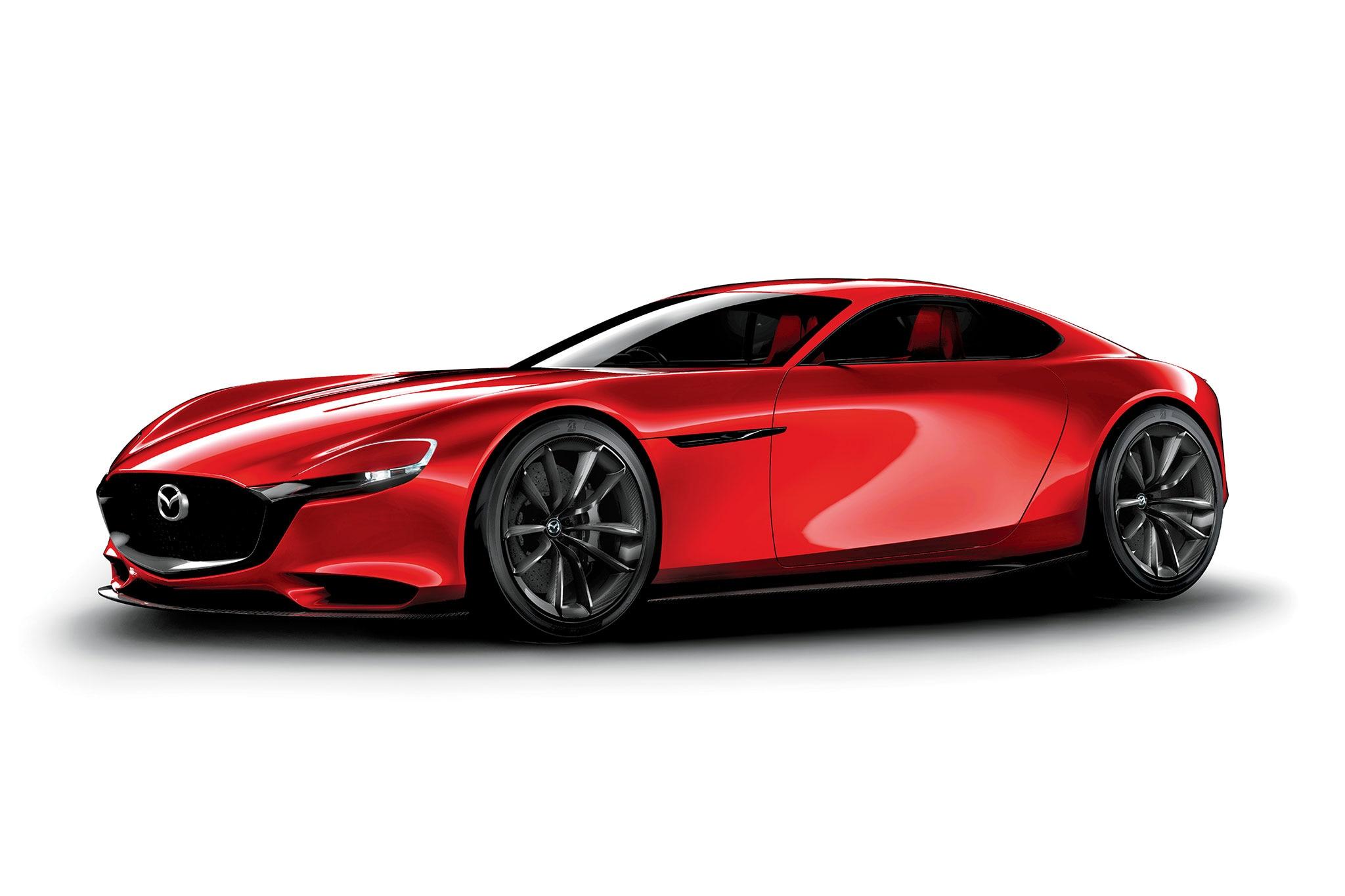 By Design Mazda RX Vision Concept 1