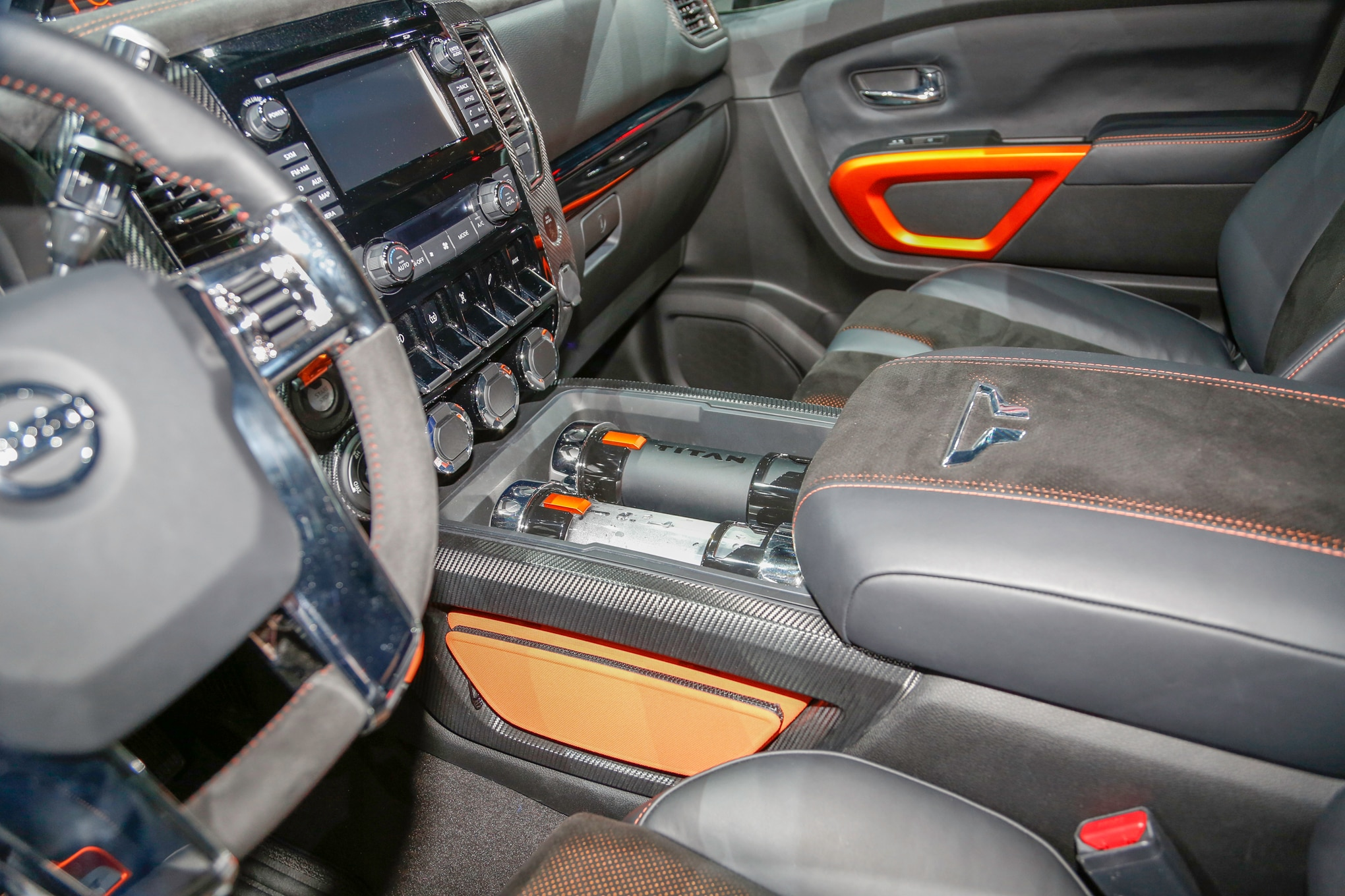 Nissan Diesel Truck >> Nissan Titan Warrior Concept is an Off-Road Monster
