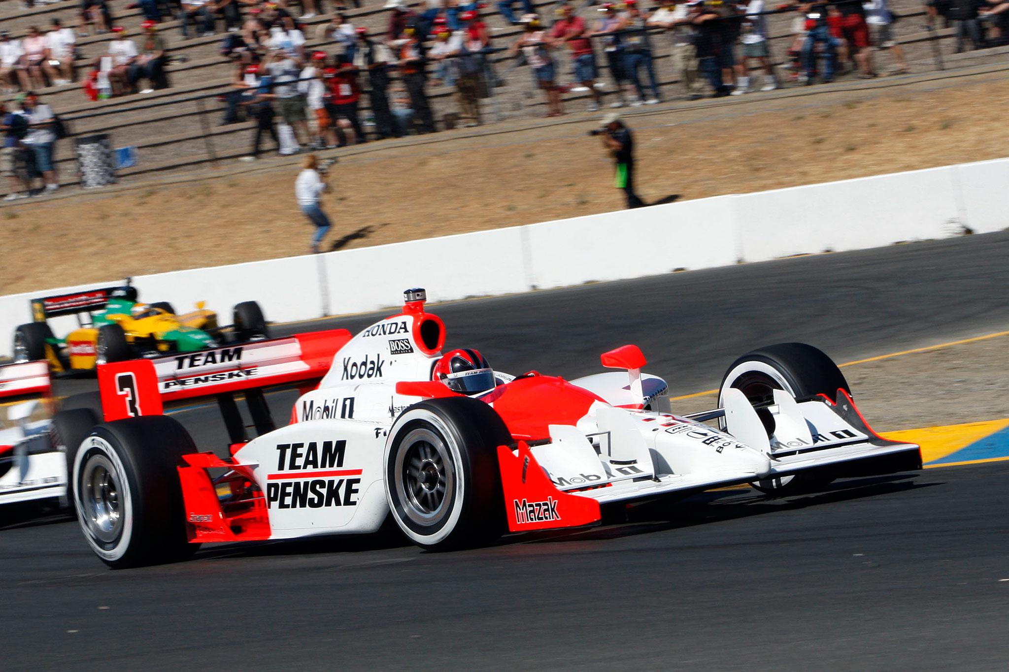 Roger Penske And His Race Teams Celebrate Milestone