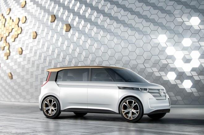 Volkswagen BUDD e concept side profile1