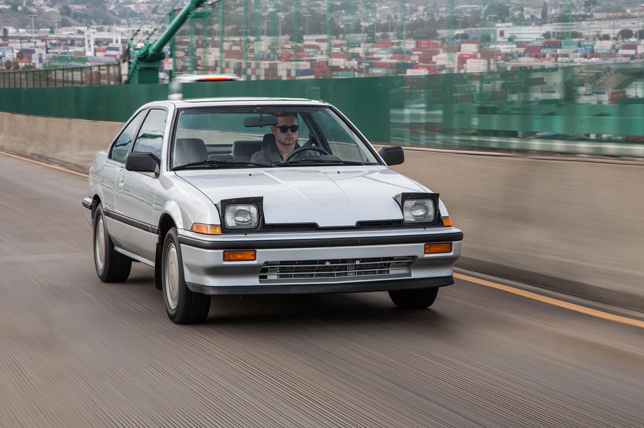 Collectible Clic: 1986-1989 Acura Integra