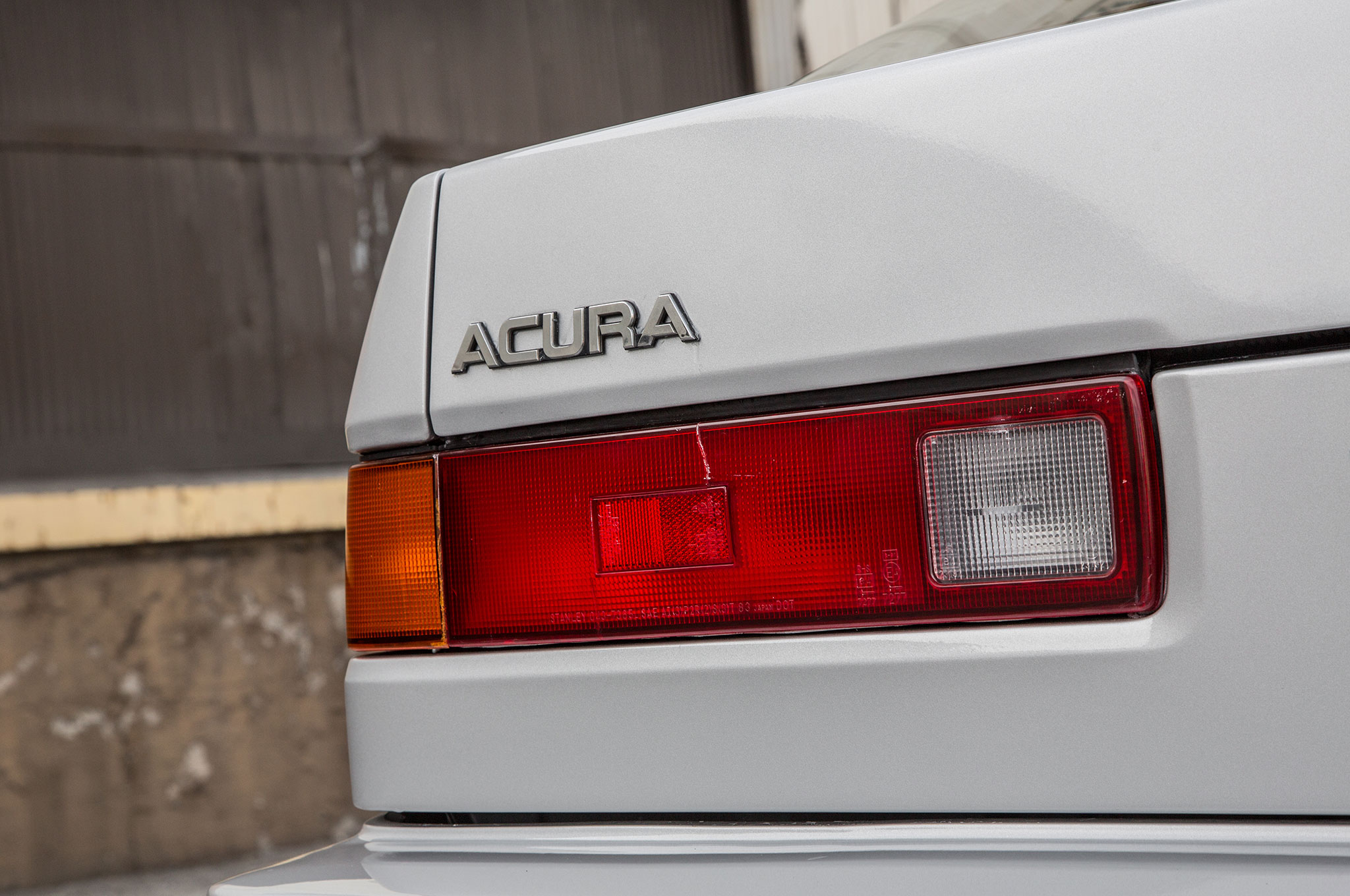 Collectible Classic Acura Integra - 1999 acura integra tail lights