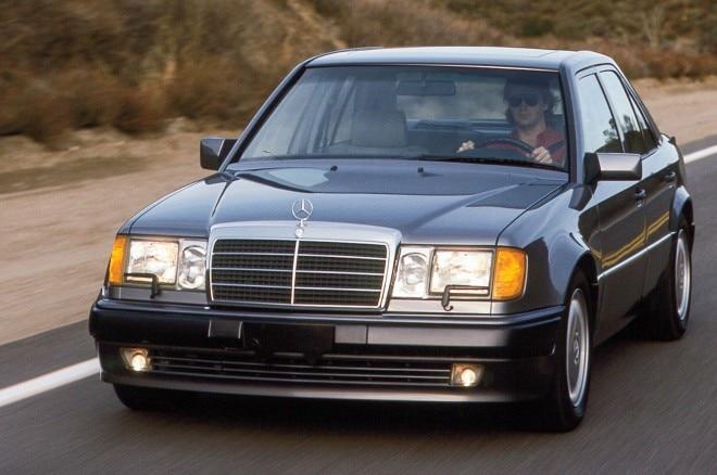 1991 Mercedes benz 500E