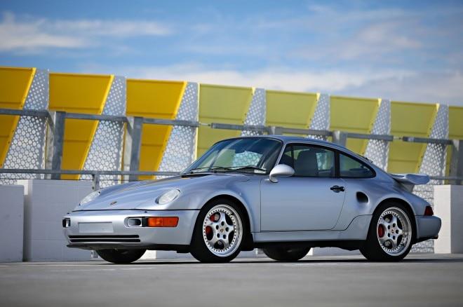1994 Porsche 964 Turbo 3 6 S Flachbau 1