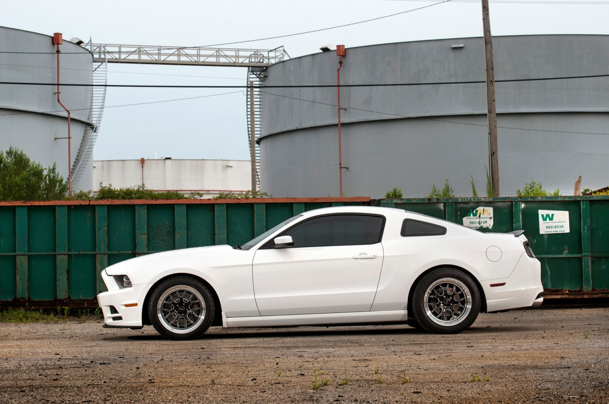 Big, Bad Boss: The 2013 Ford Mustang Boss 302 with 1,145 HP