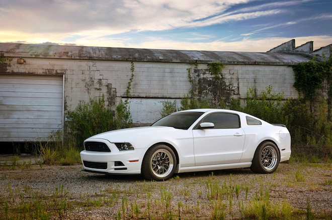 Big Bad Boss The 2013 Ford Mustang Boss 302 With 1145 Hp