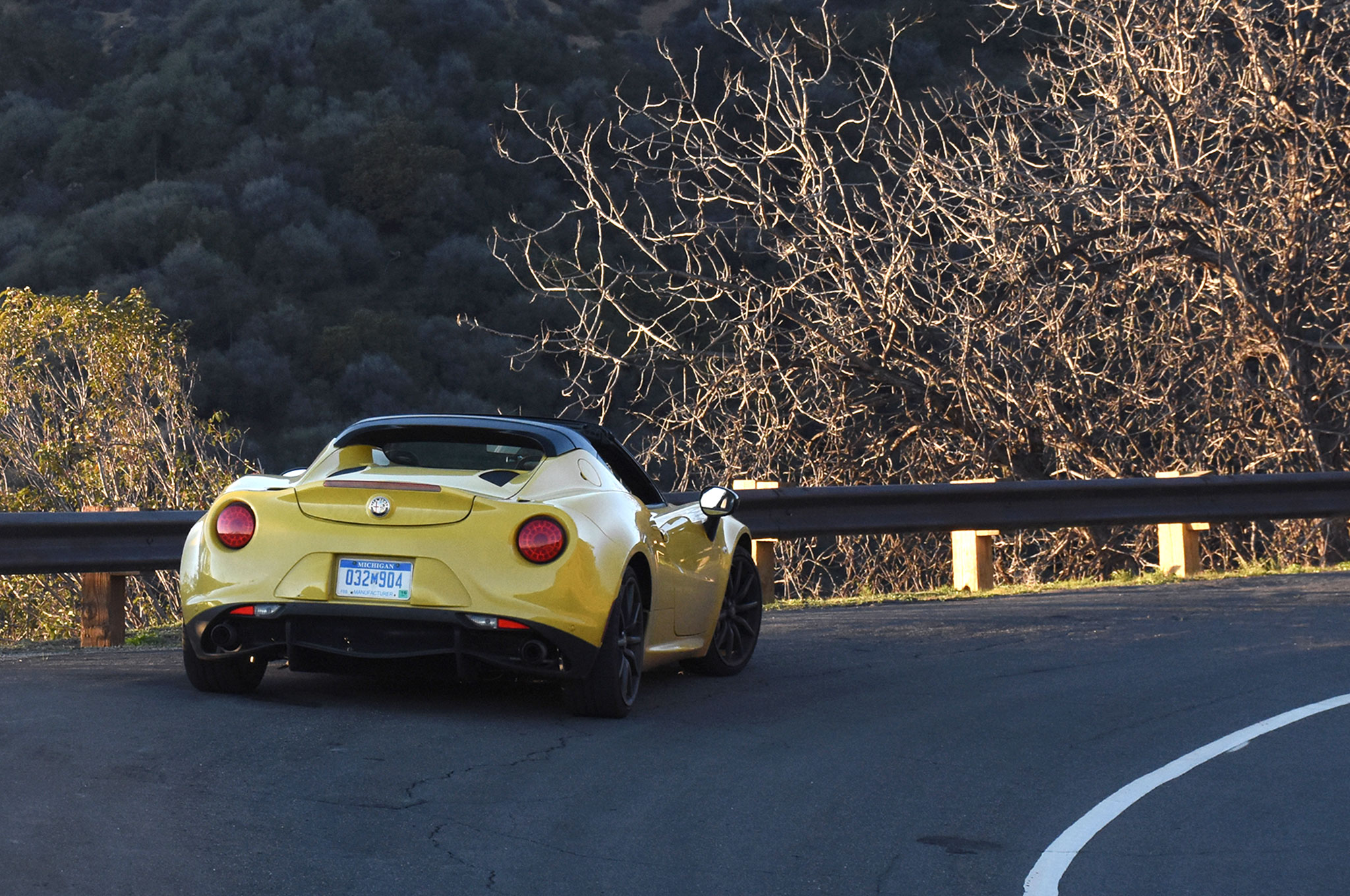 Cost To Mount And Balance Tires >> 2015 Alfa Romeo 4C Coupe and Alfa Romeo 4C Spider – Four ...