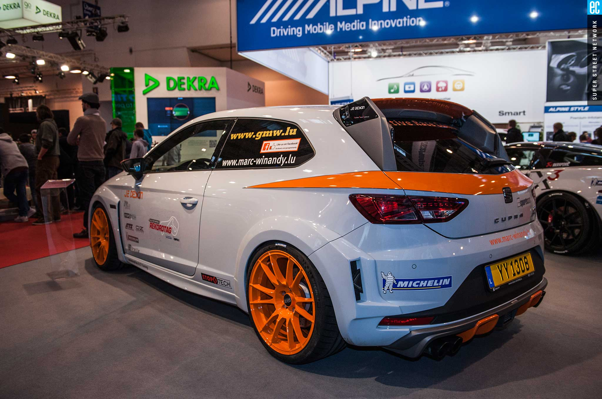 the wildest tuner cars at the 2015 essen motor show photo gallery. Black Bedroom Furniture Sets. Home Design Ideas