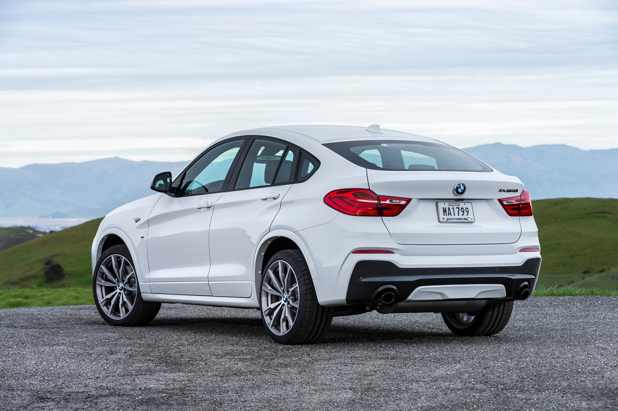 Bmw X4 Price >> 2016 BMW X4 M40i Review