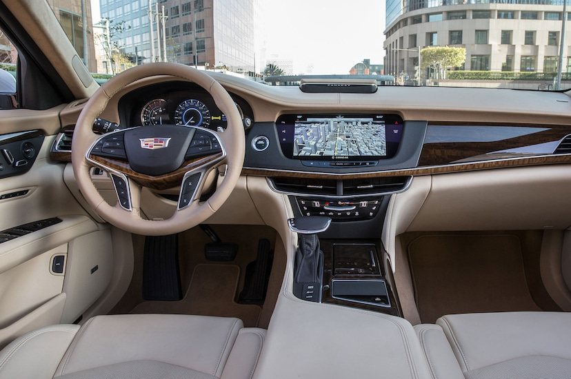 Roar of 34: Bose Develops a High-End Sound System for the Cadillac CT6