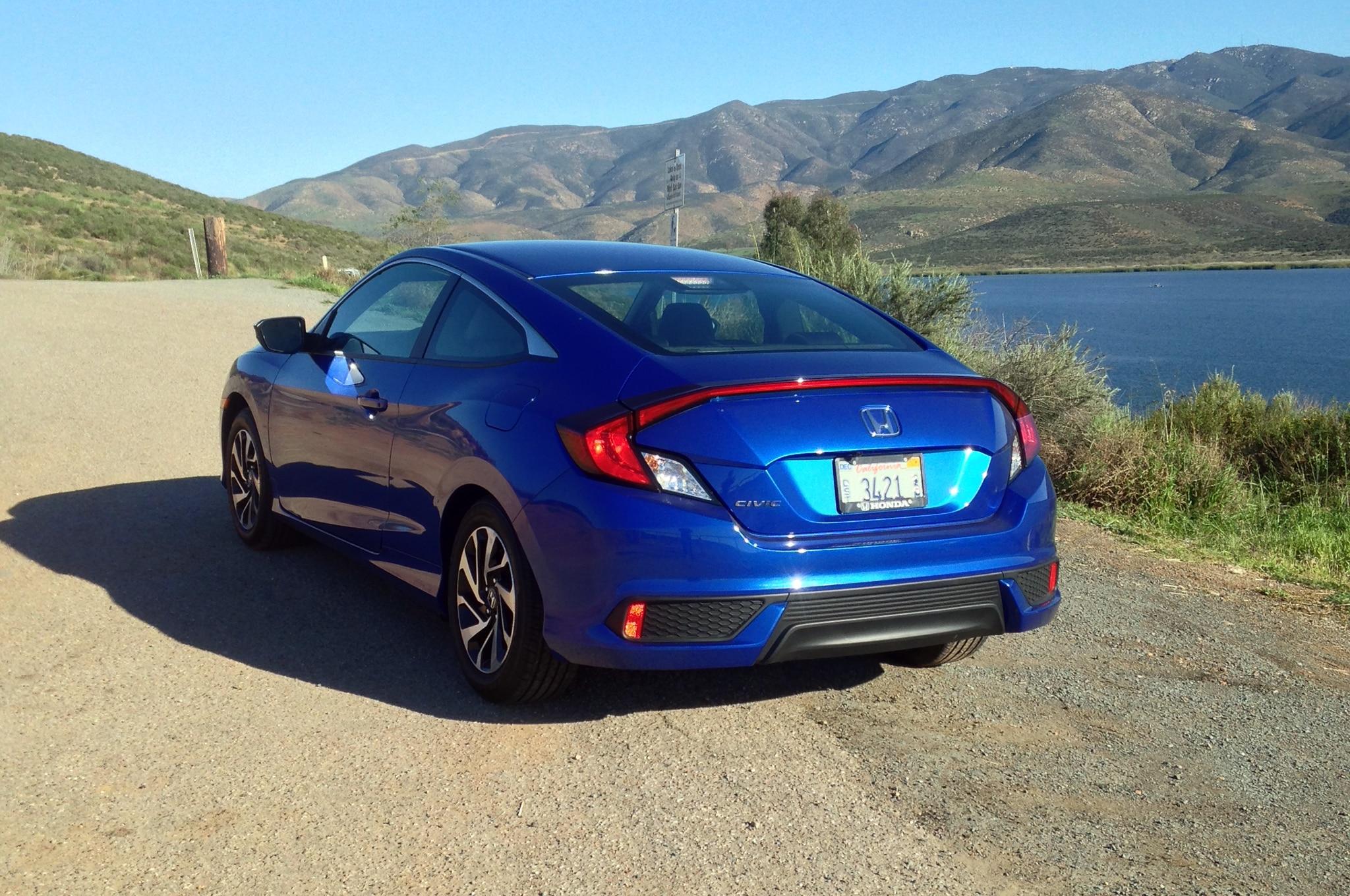 2016 Honda Civic Coupe Pricing Detailed, Starts at $19,885 ...