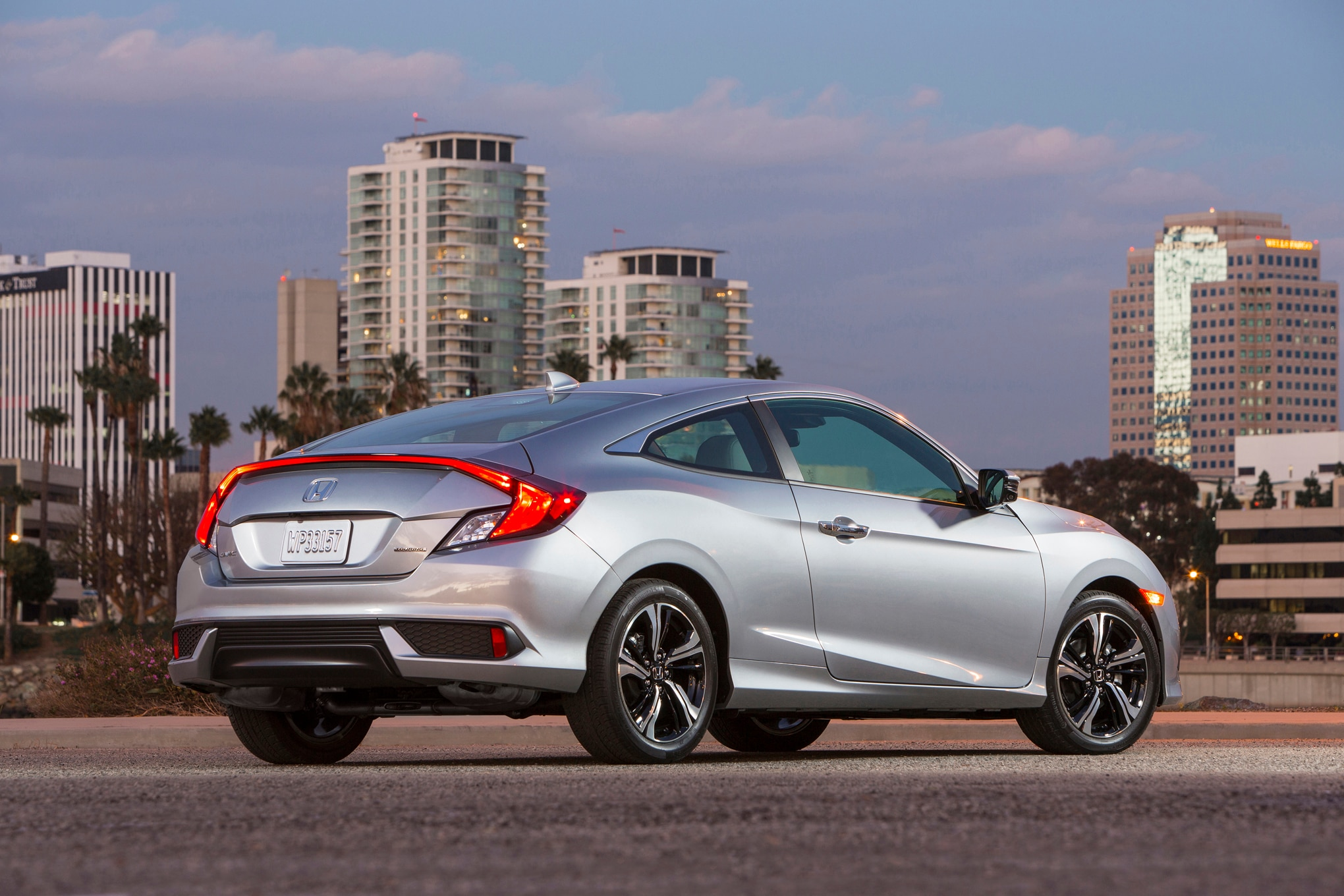 2016 honda civic coupe touring one week review. Black Bedroom Furniture Sets. Home Design Ideas