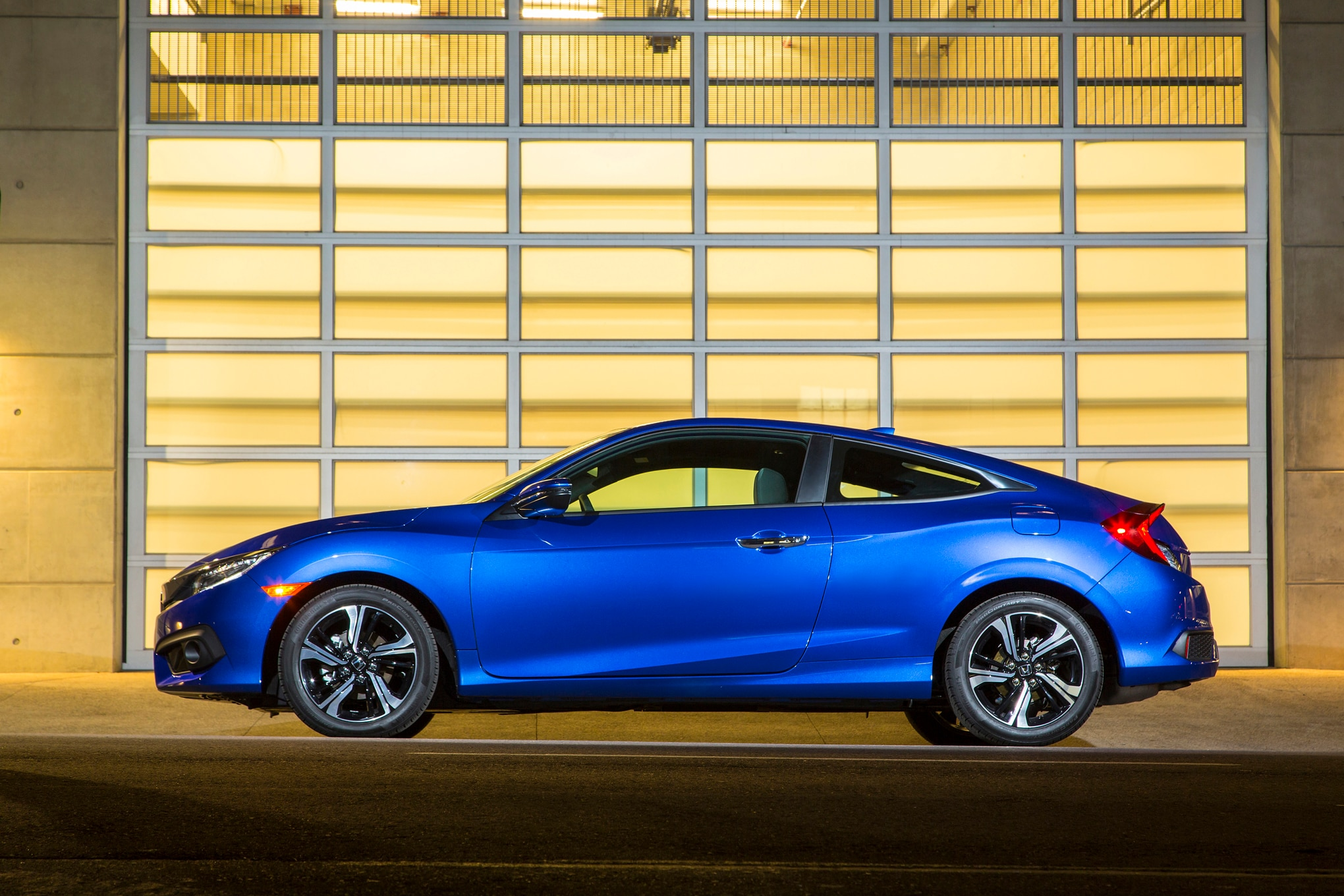 Honda Civic Ex-L >> 2016 Honda Civic Coupe Pricing Detailed, Starts at $19,885 ...