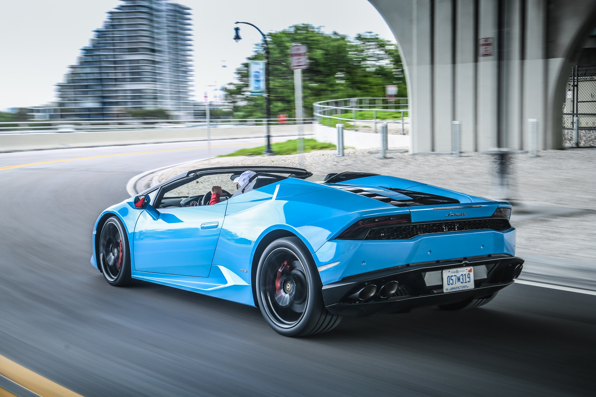 2016 Lamborghini Huracan Spyder Review   Automobile Magazine