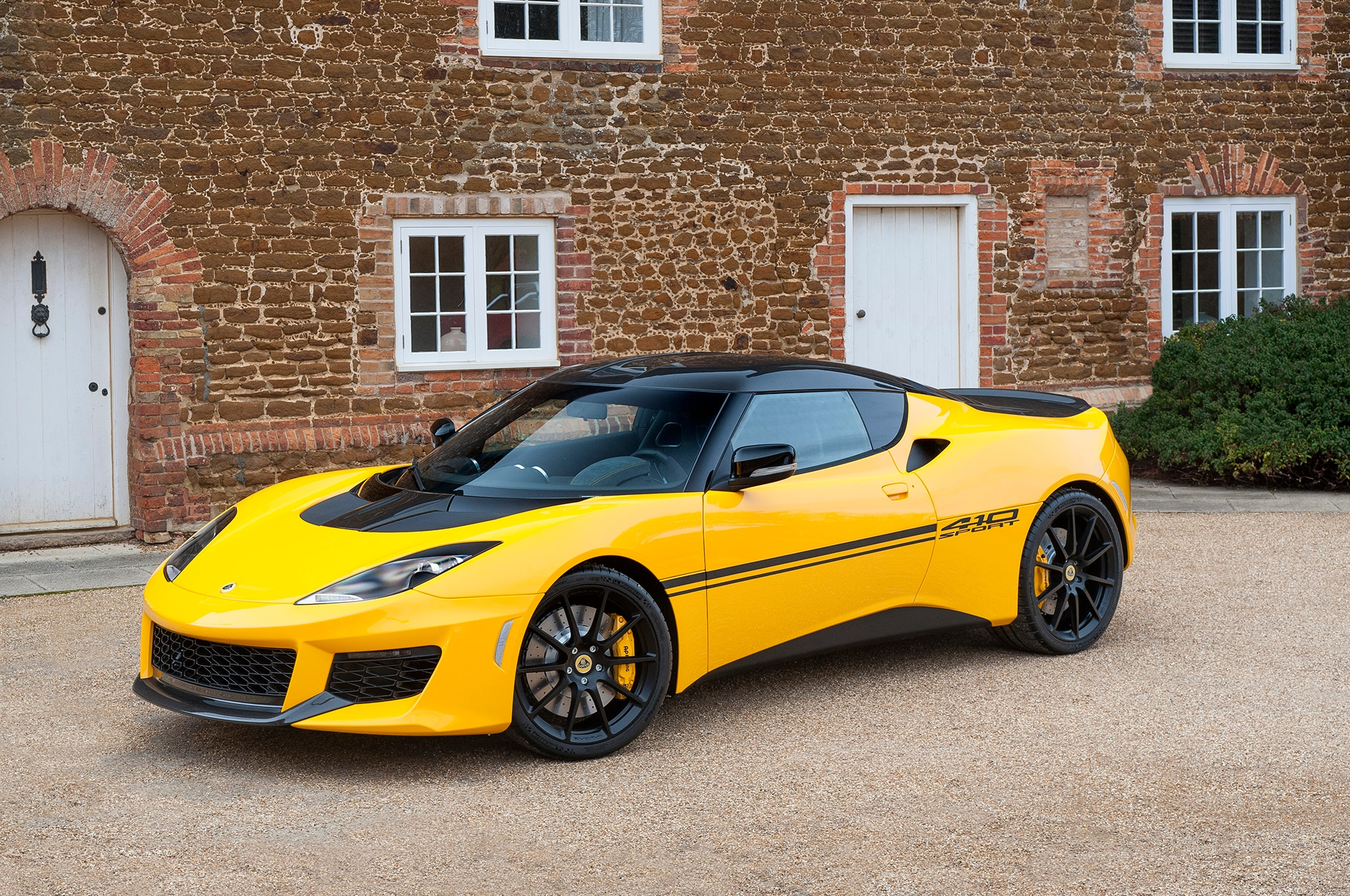 2016 Lotus Evora 410 Front Three Quarters