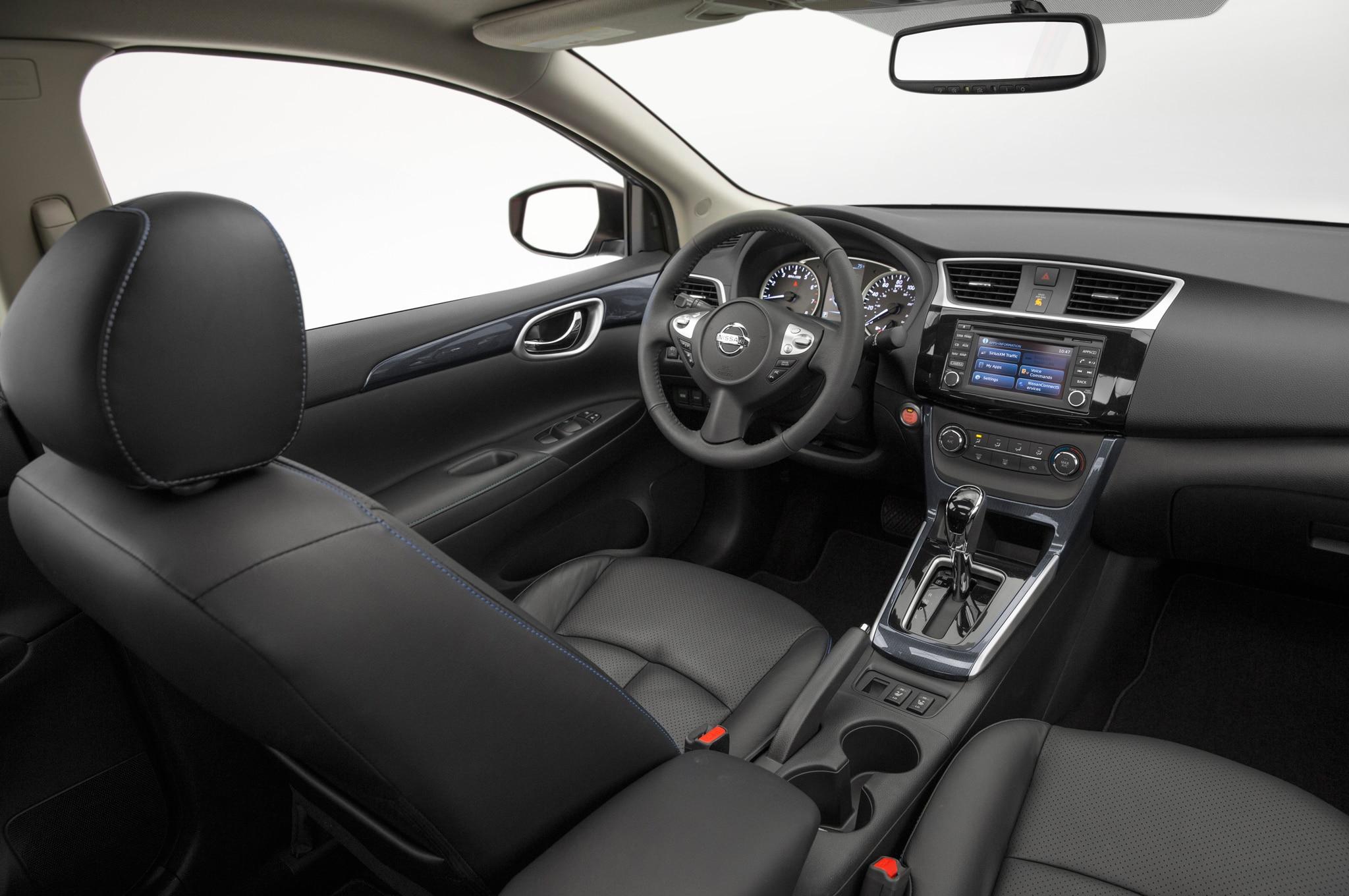 2016 Nissan Sentra Sv >> 2016 Nissan Sentra Review