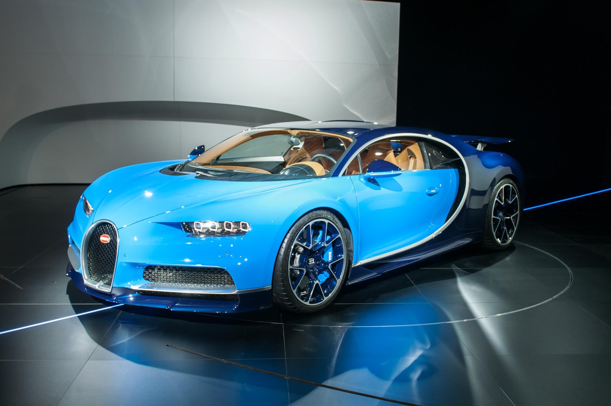 bugatti 2018 model